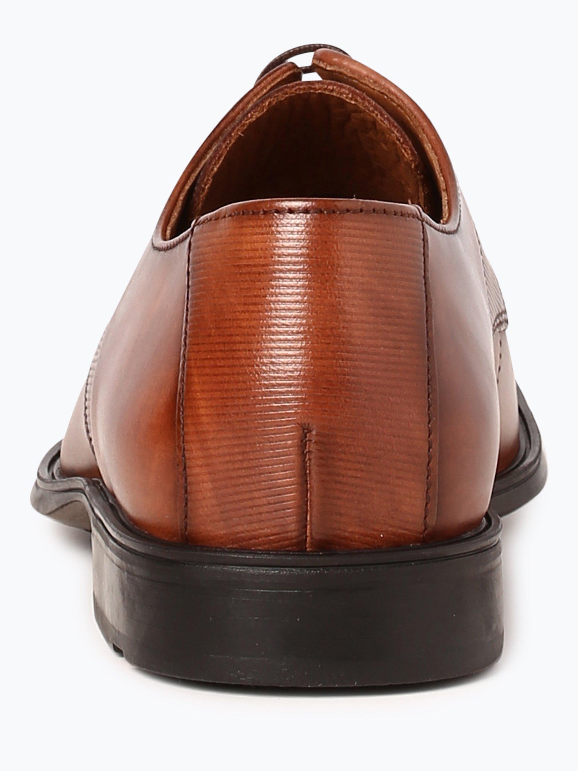 Lloyd Męskie buty sznurowane ze skóry – Dorien