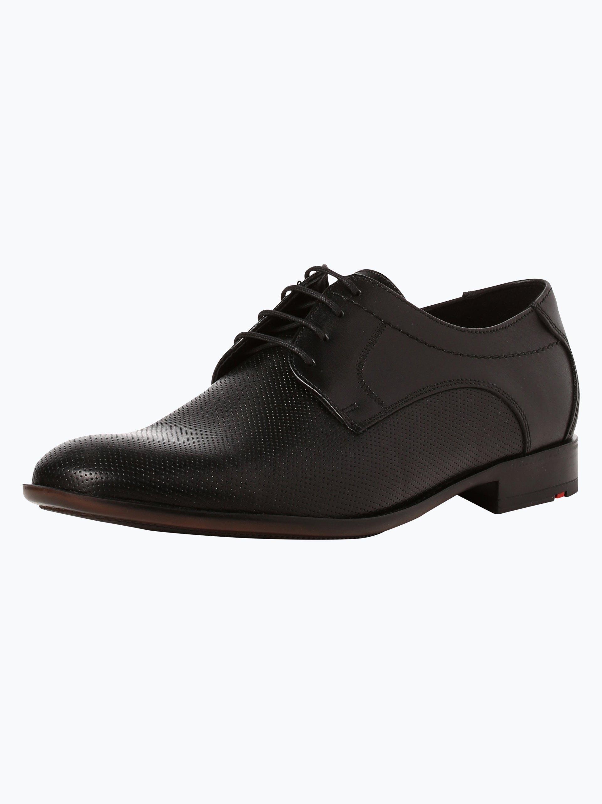 Lloyd Męskie buty sznurowane ze skóry – Galdo