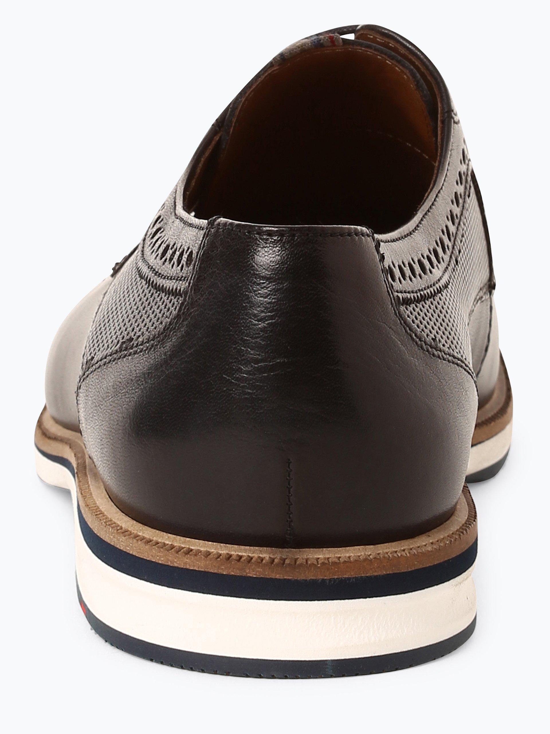 Lloyd Męskie buty sznurowane ze skóry – Jerry