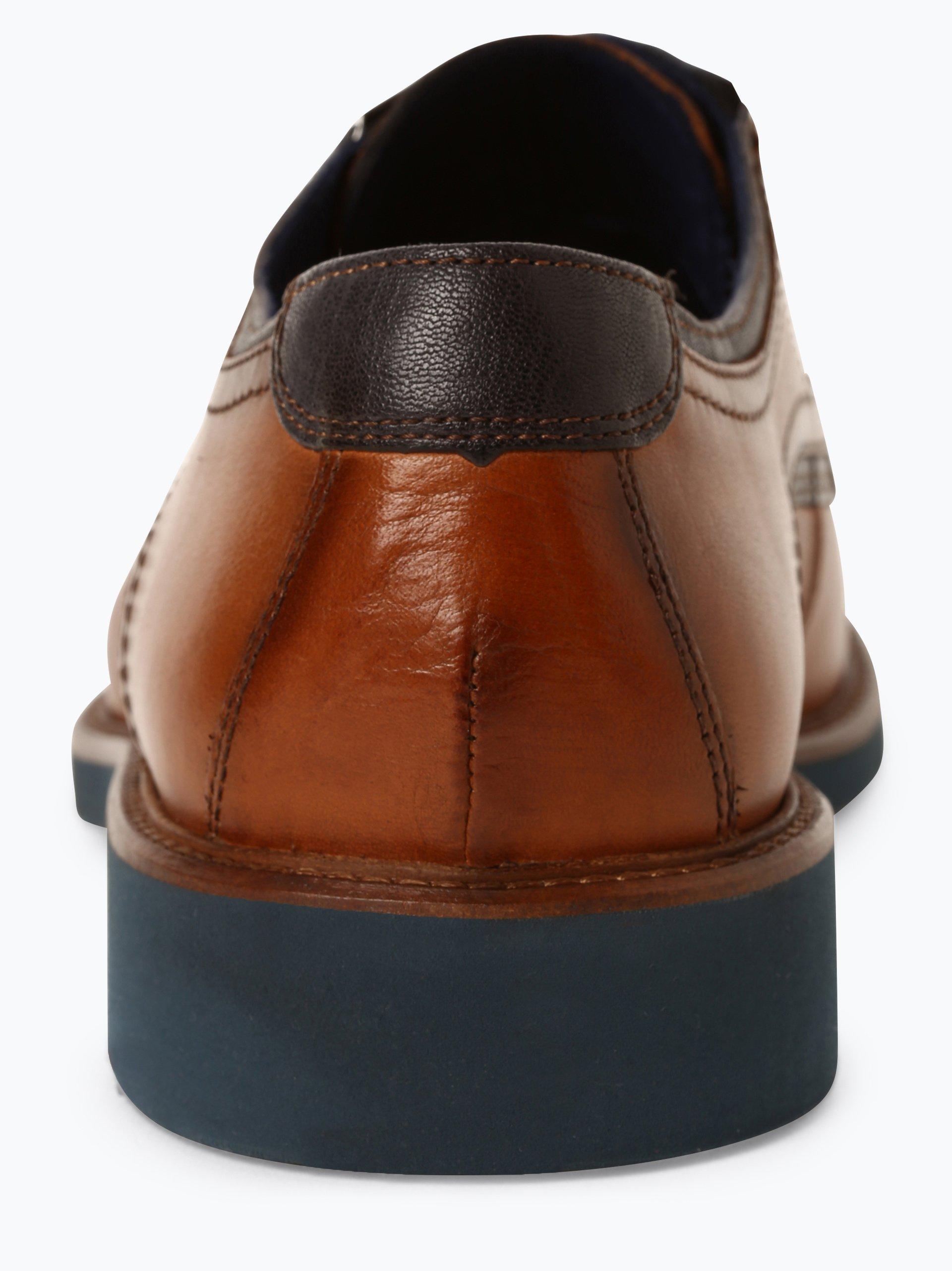 Lloyd Męskie buty sznurowane ze skóry – Keedy