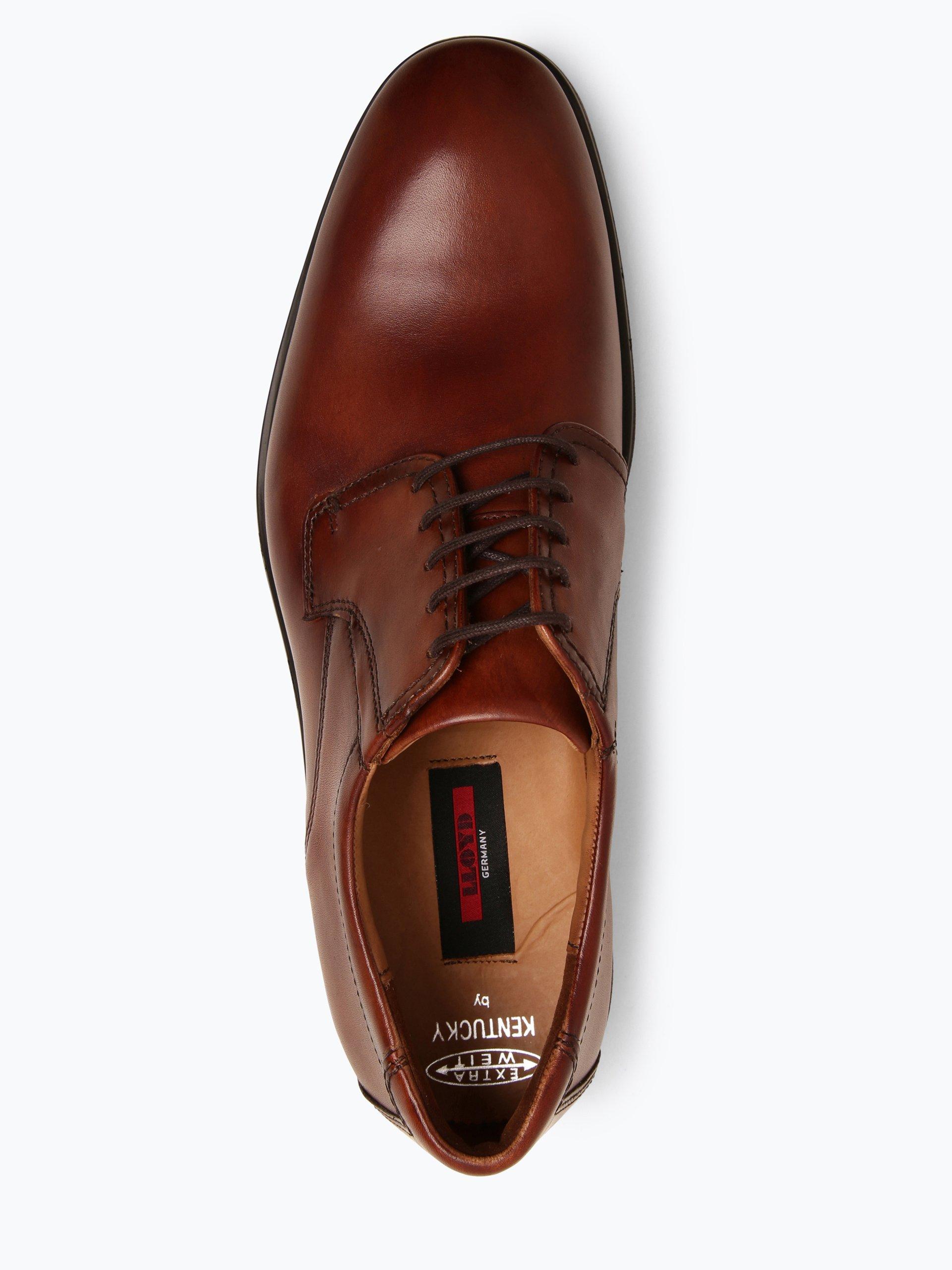 Lloyd Męskie buty sznurowane ze skóry – Kentucky