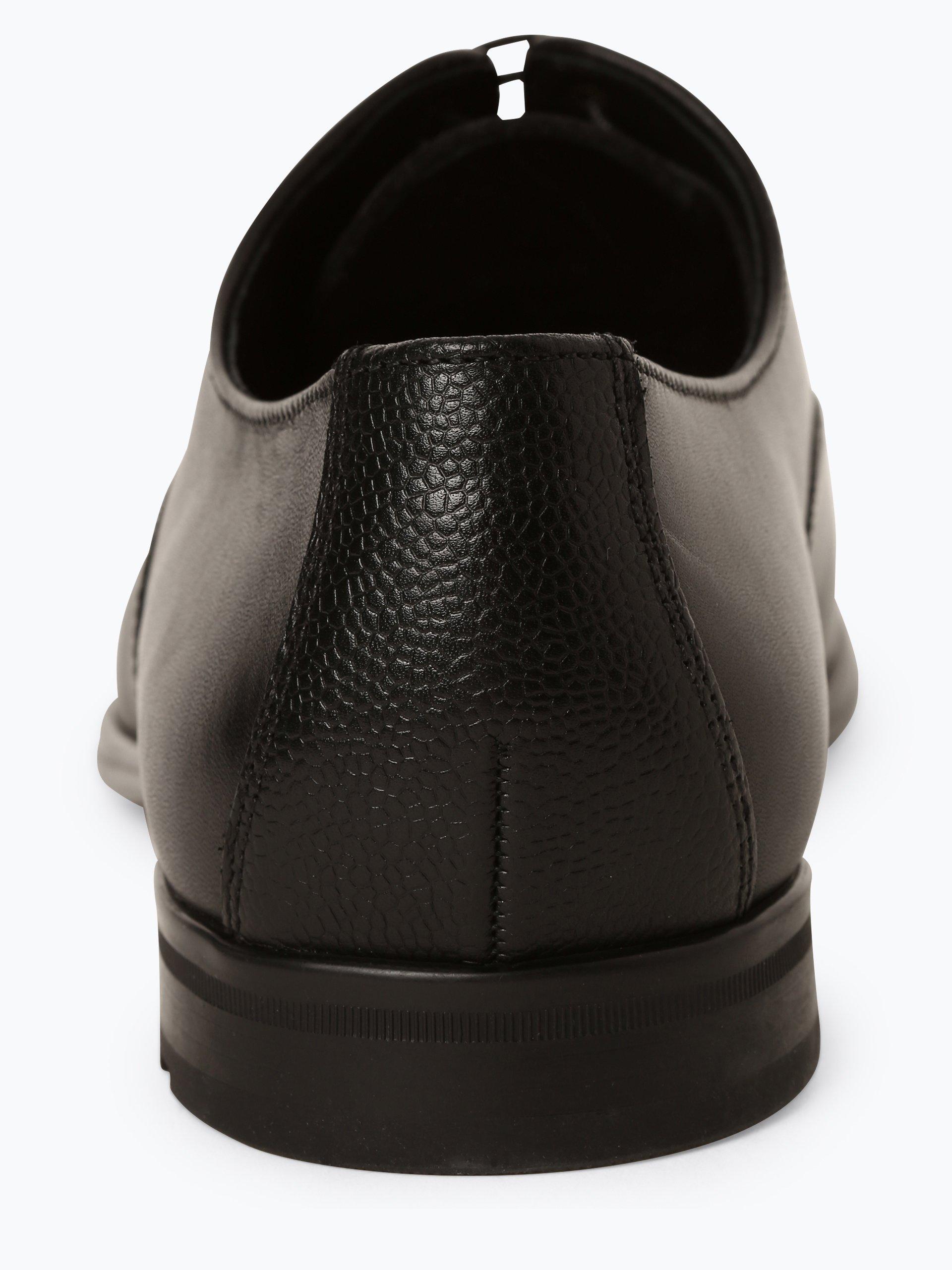 Lloyd Męskie buty sznurowane ze skóry – Madras