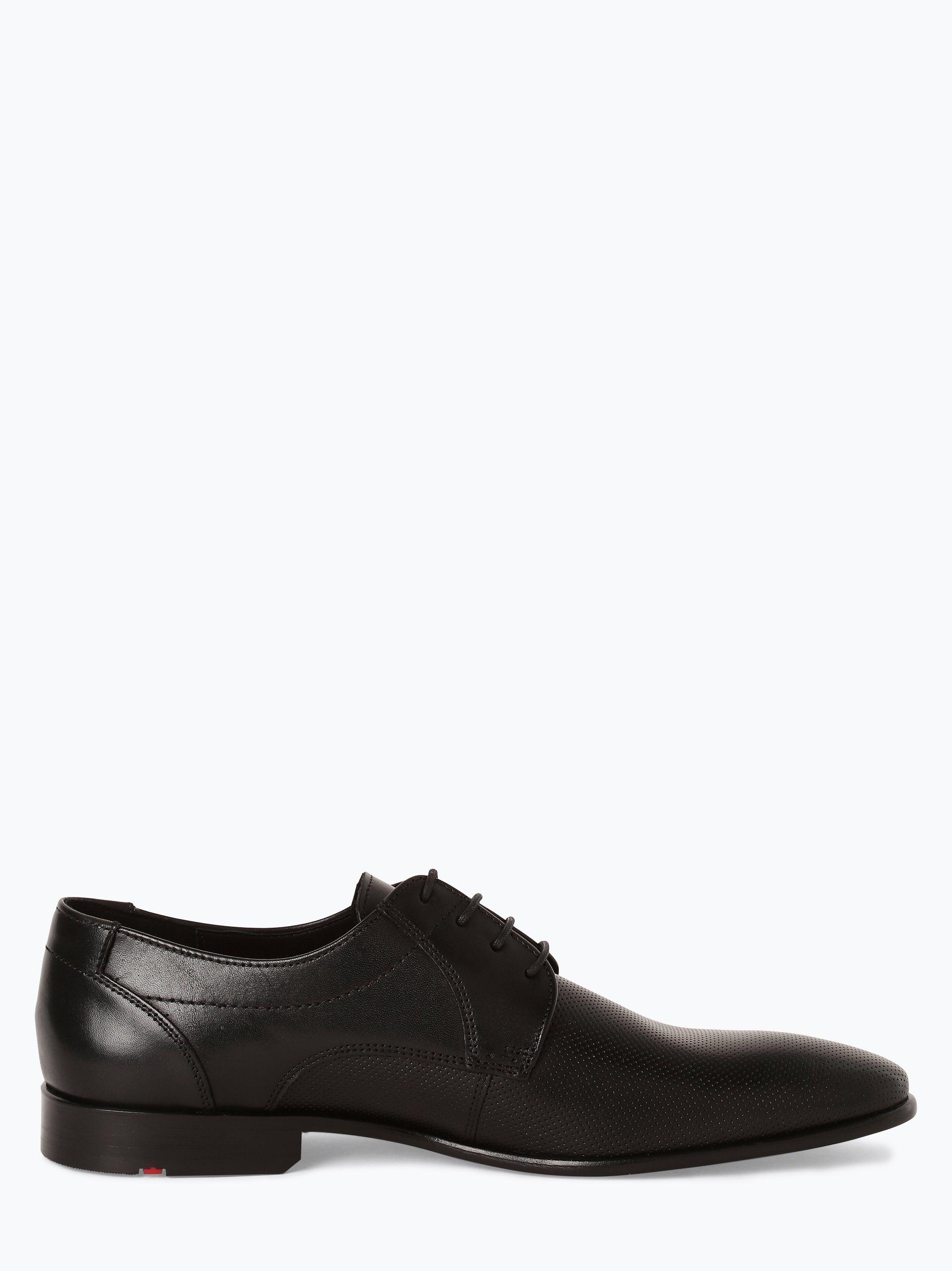 Lloyd Męskie buty sznurowane ze skóry – Maine