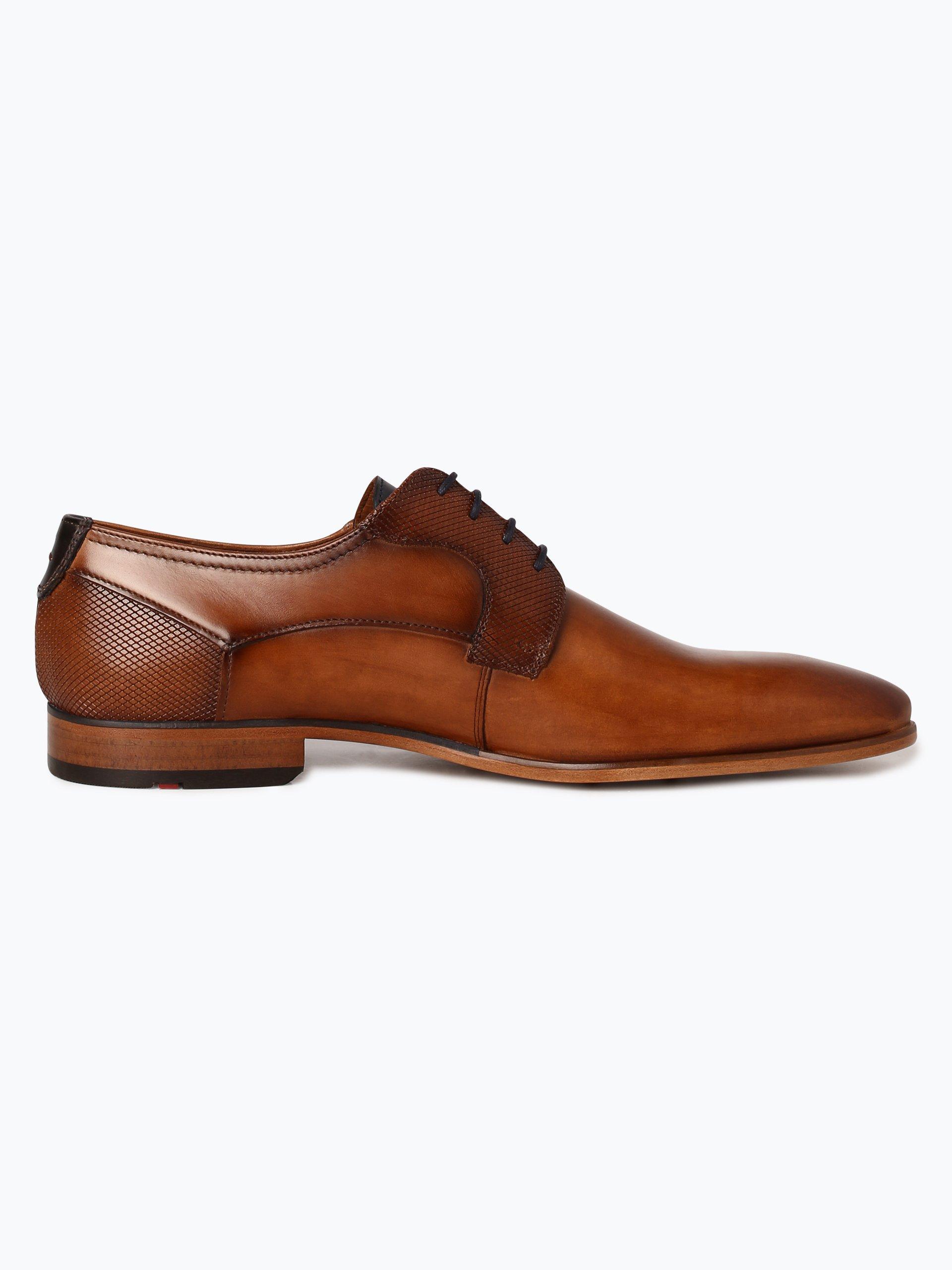 Lloyd Męskie buty sznurowane ze skóry – Perseo