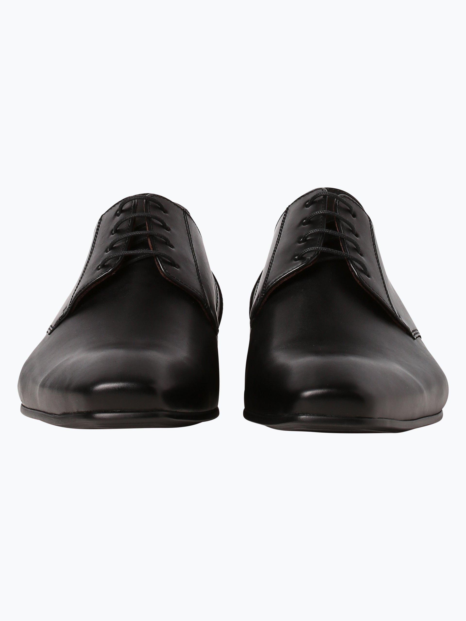 Lloyd Męskie buty sznurowane ze skóry – Powell