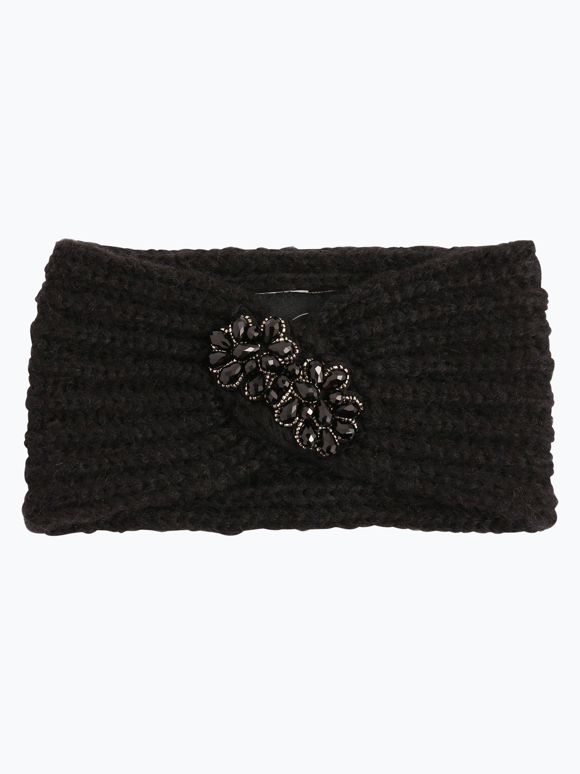 loevenich damen stirnband schwarz uni online kaufen. Black Bedroom Furniture Sets. Home Design Ideas