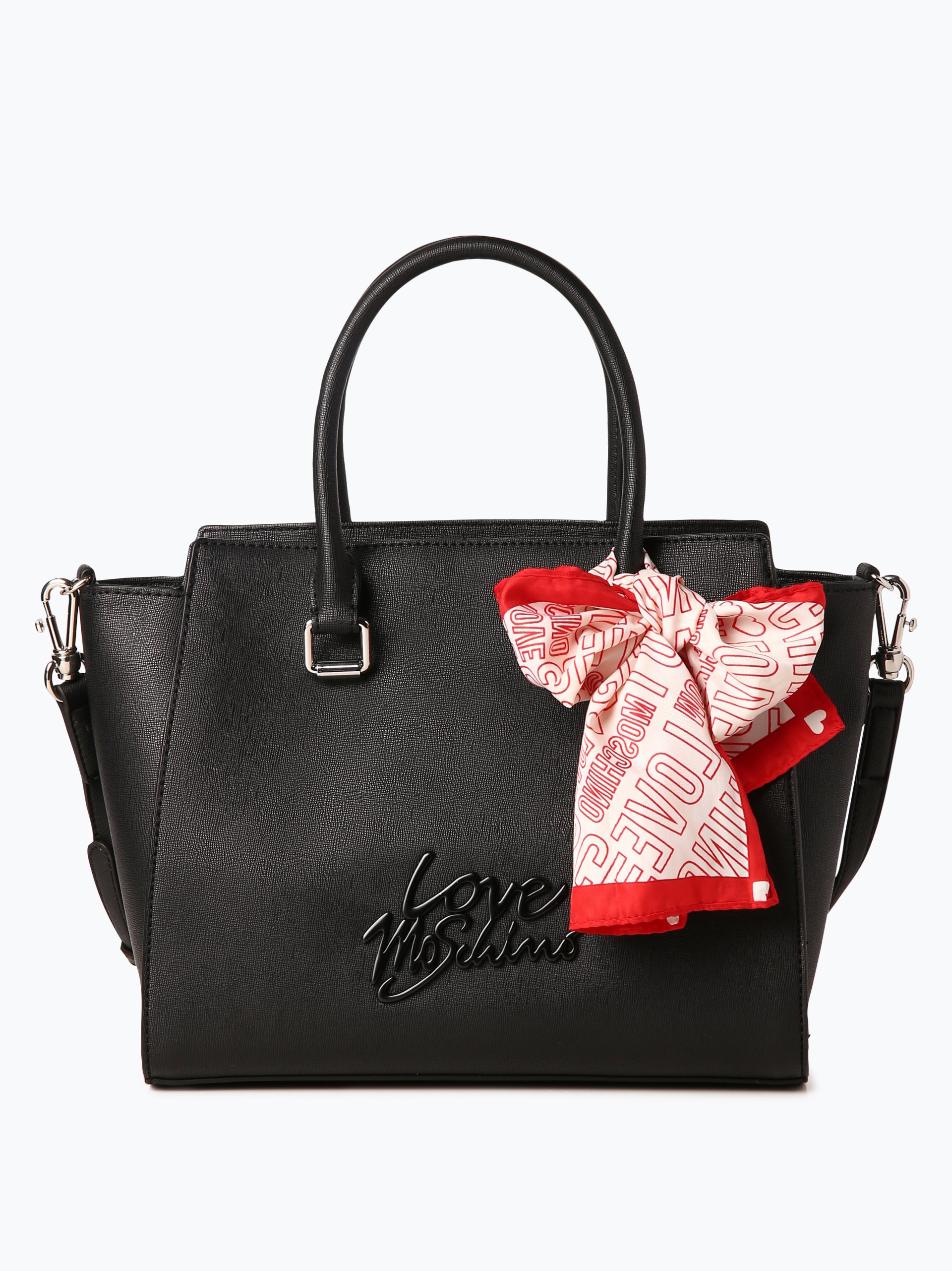 love moschino damen handtasche 2 online kaufen peek. Black Bedroom Furniture Sets. Home Design Ideas