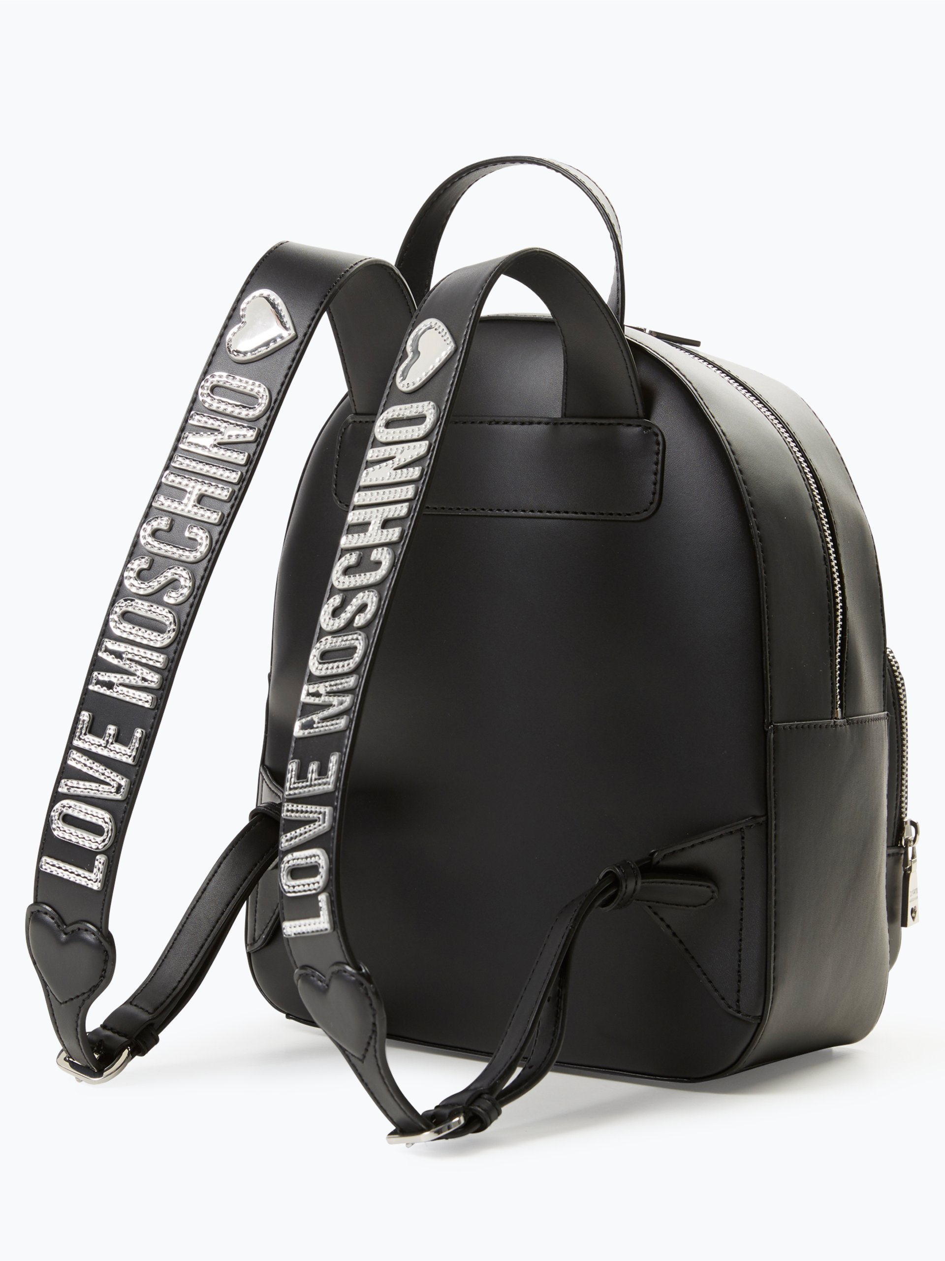 59231bb5a4816 Love Moschino Plecak damski z imitacji skóry kup online | VANGRAAF.COM