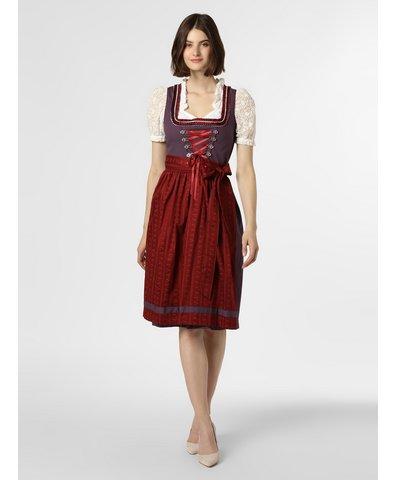 Ludowa sukienka damska