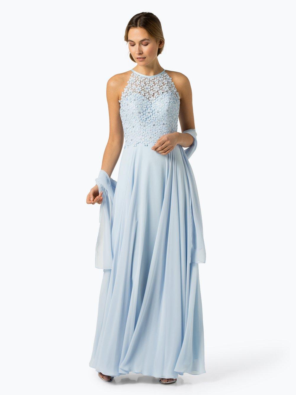 Luxuar Fashion Damen Abendkleid mit Stola online kaufen  VANGRAAF.COM