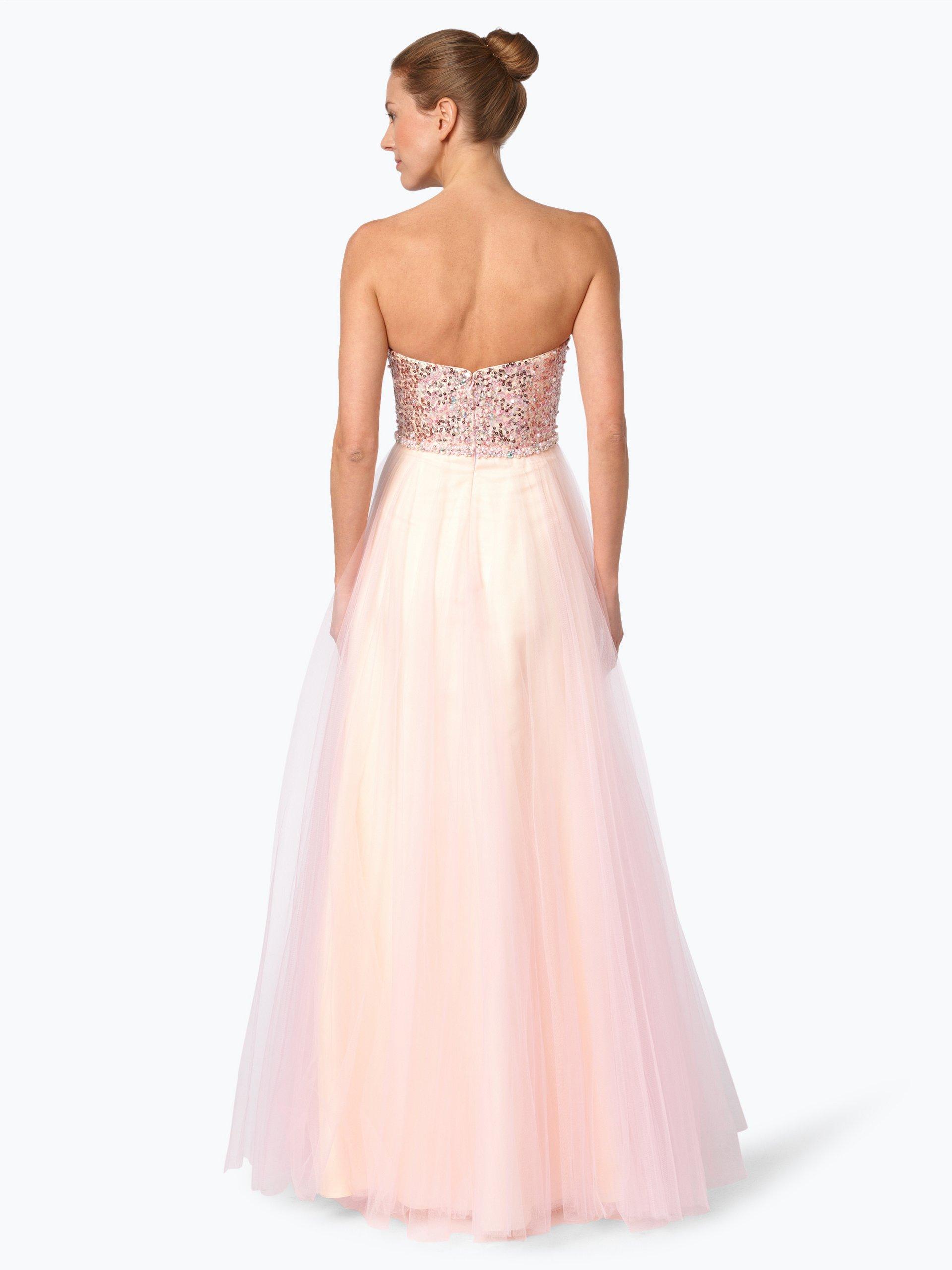 Abendkleid mit stola luxuar