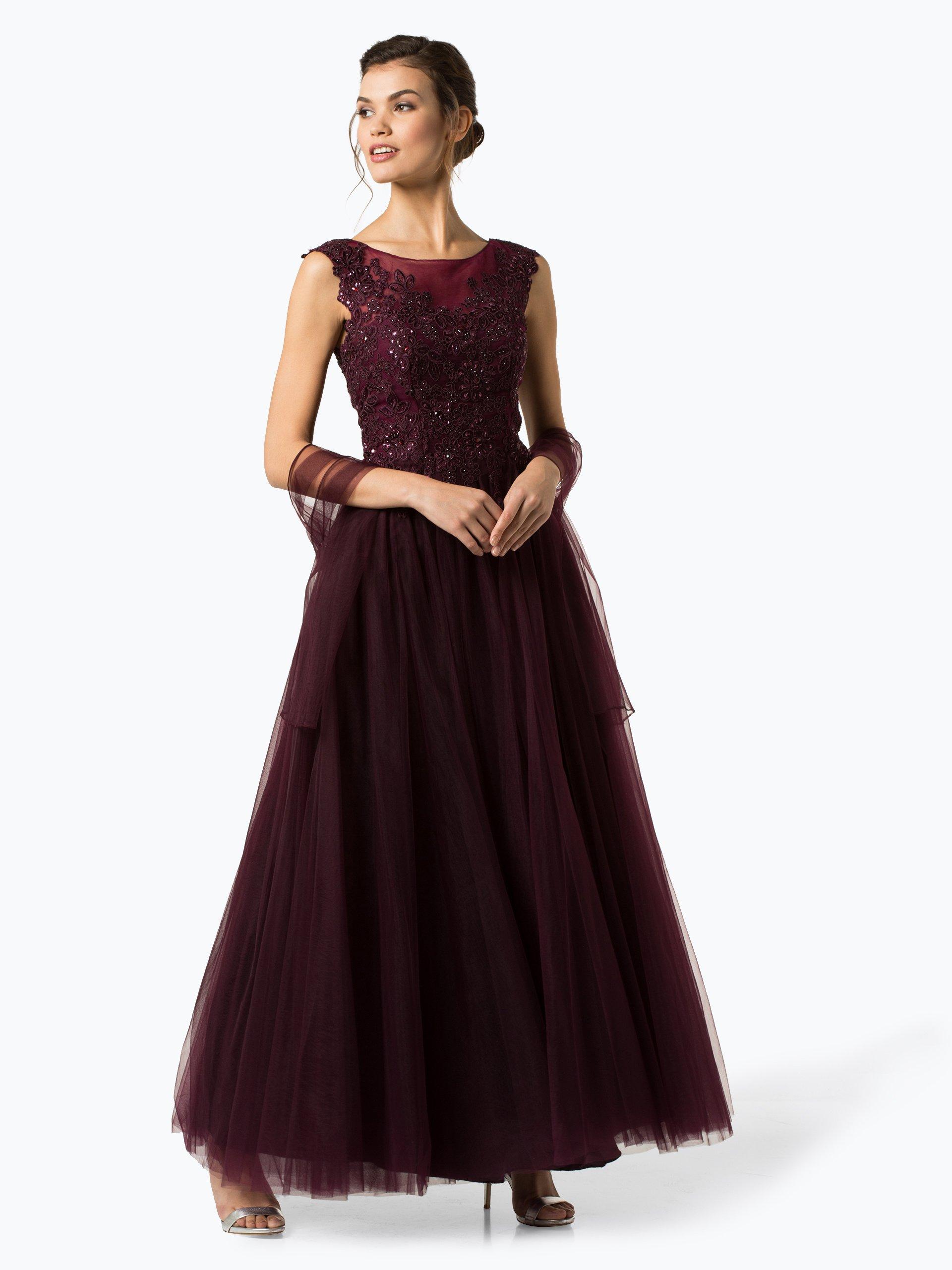 Luxuar Fashion Damen Abendkleid mit Stola online kaufen ...