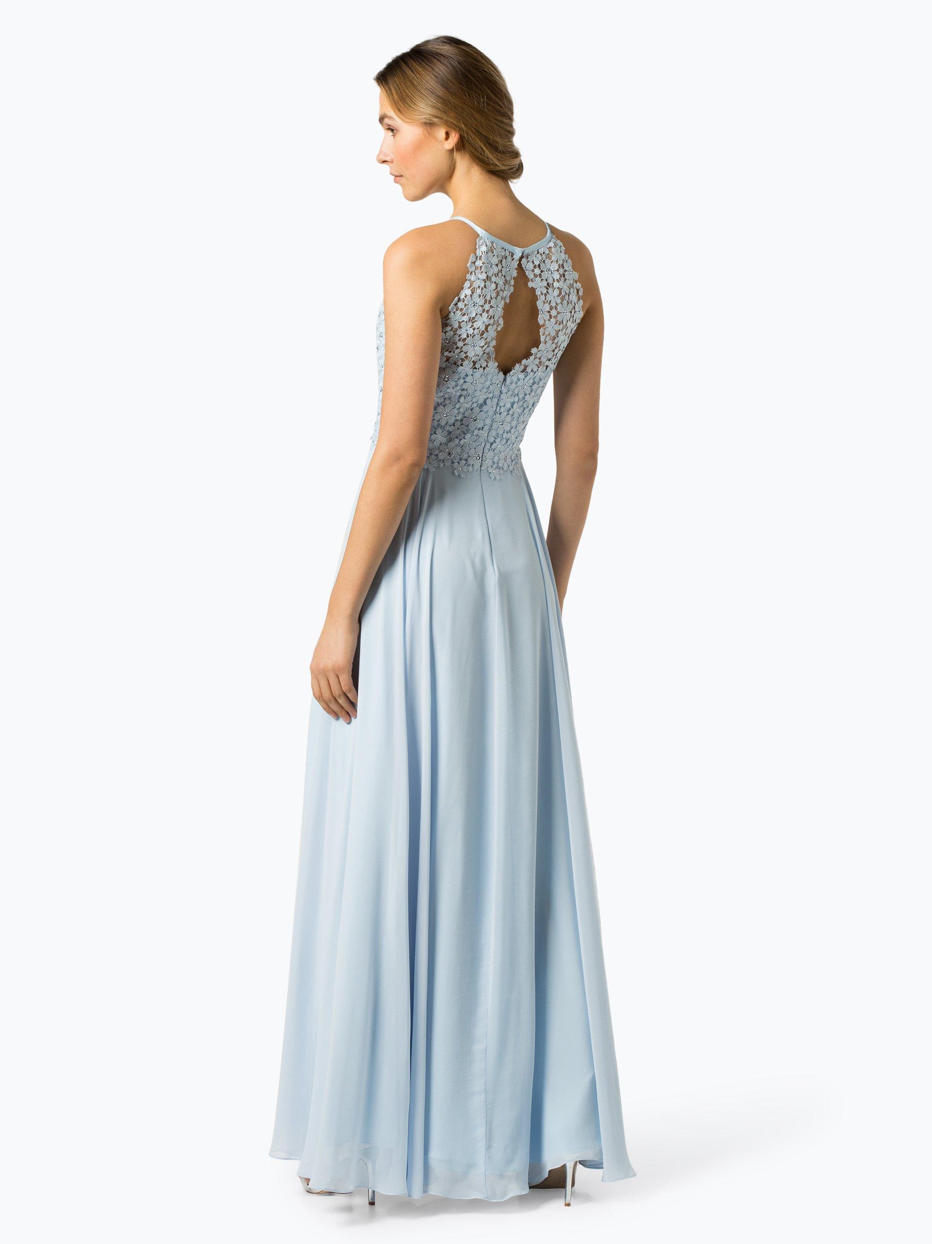 6764d3806b3 Luxuar Fashion Damen Abendkleid mit Stola online kaufen