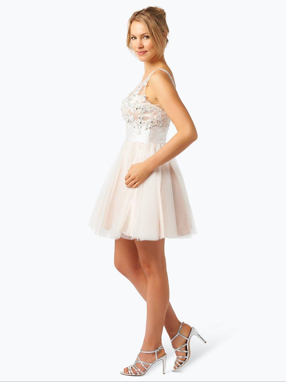 Luxuar Fashion Festliches Damenkleid mit Stola-1