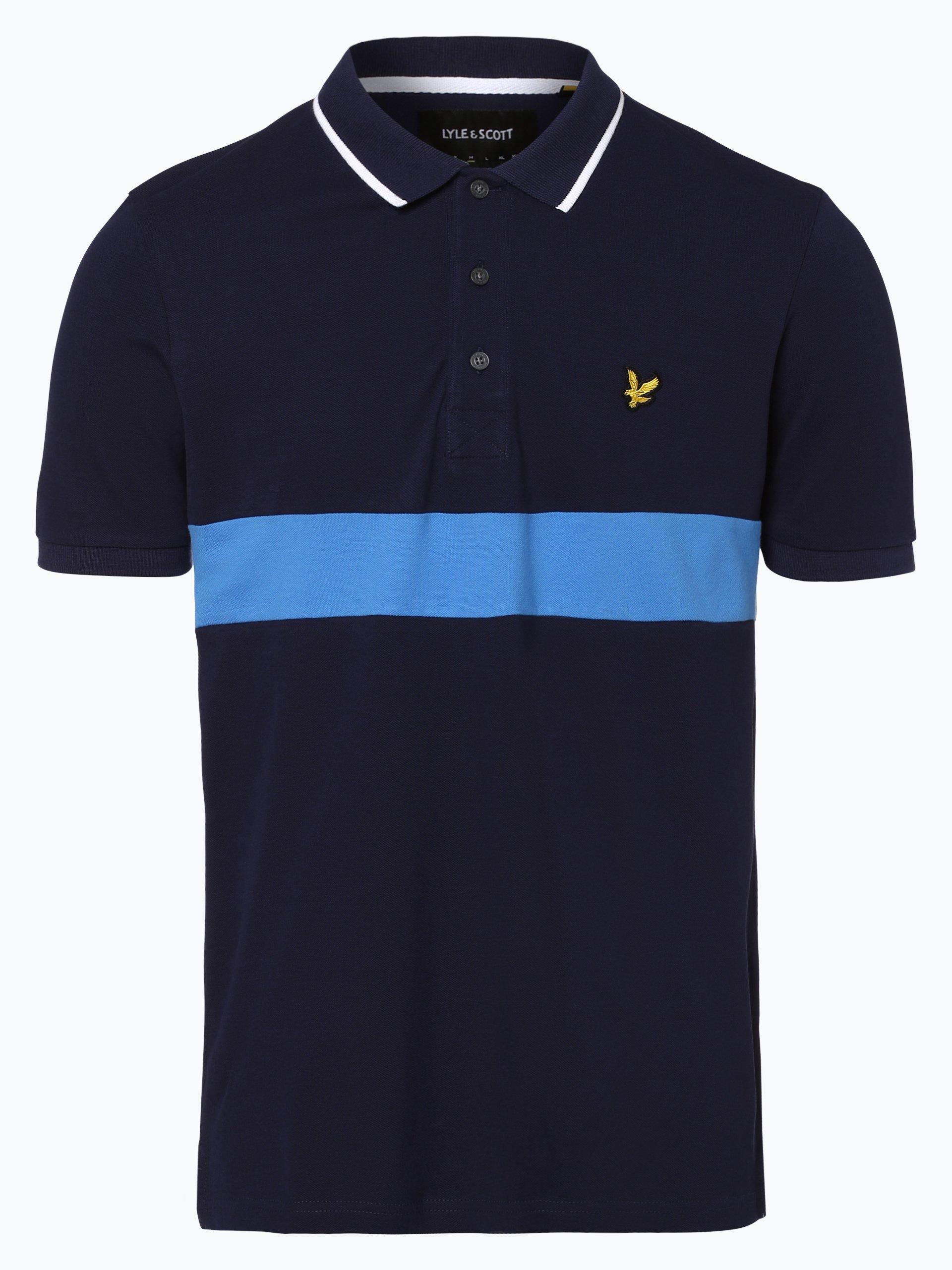 Lyle & Scott Herren Poloshirt