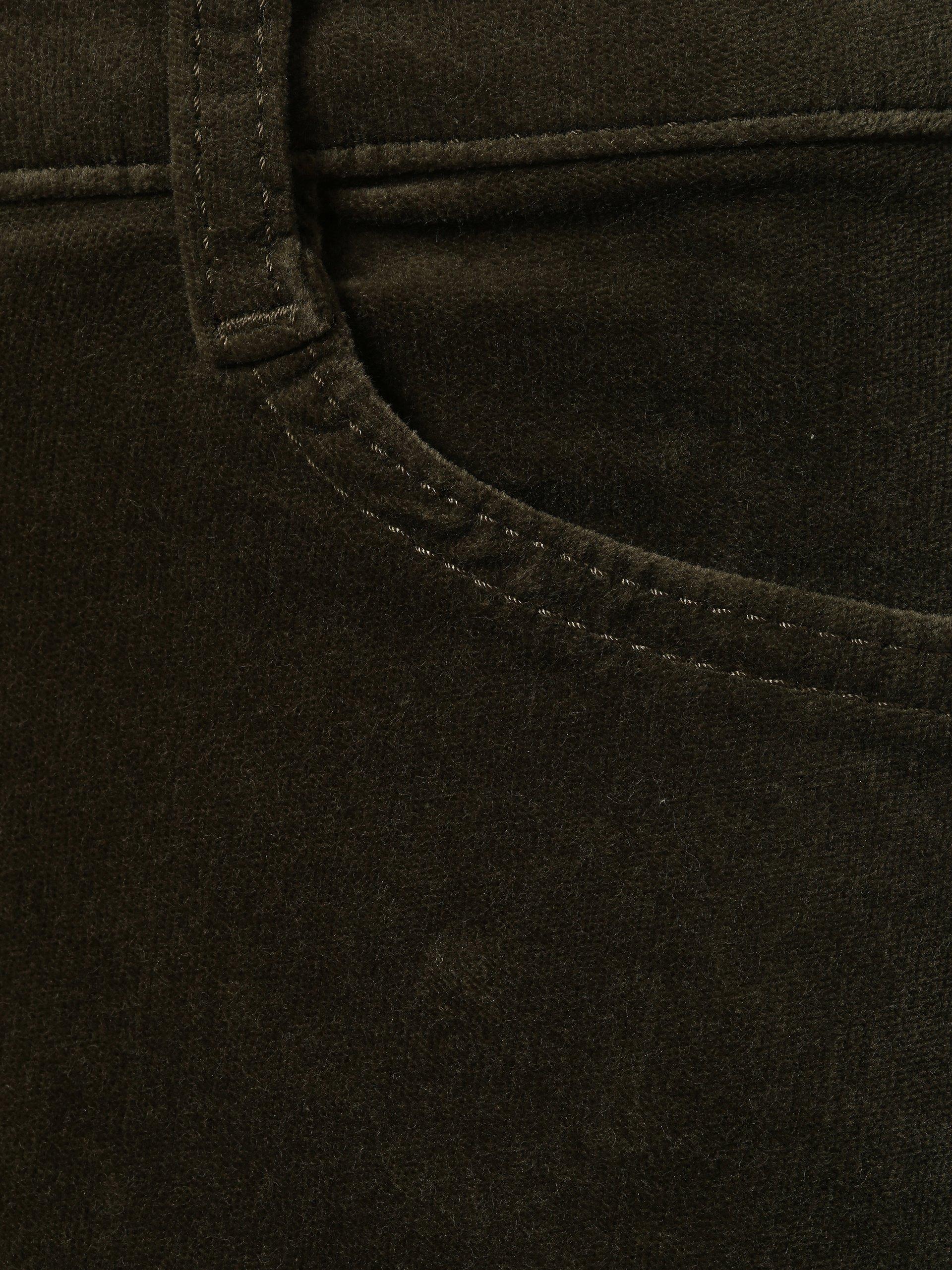 MAC Damen Hose - Velvet