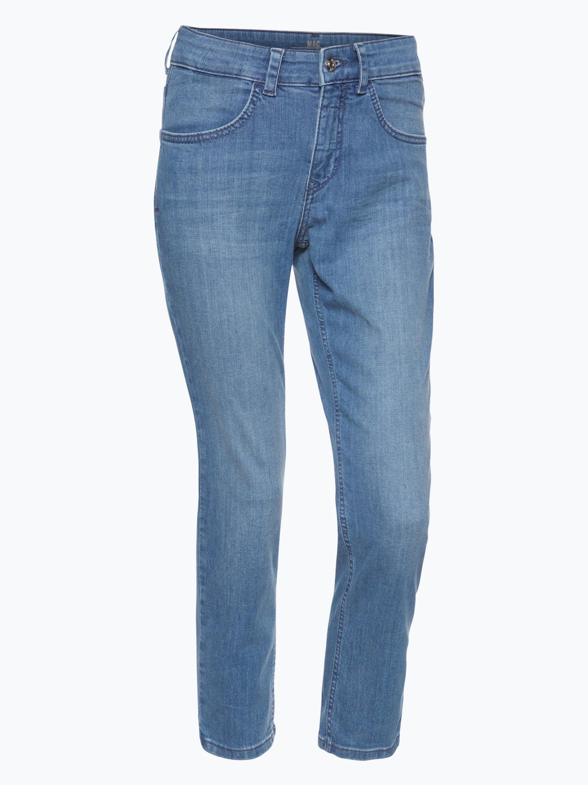 mac damen jeans angela 7 8 medium stone uni online. Black Bedroom Furniture Sets. Home Design Ideas
