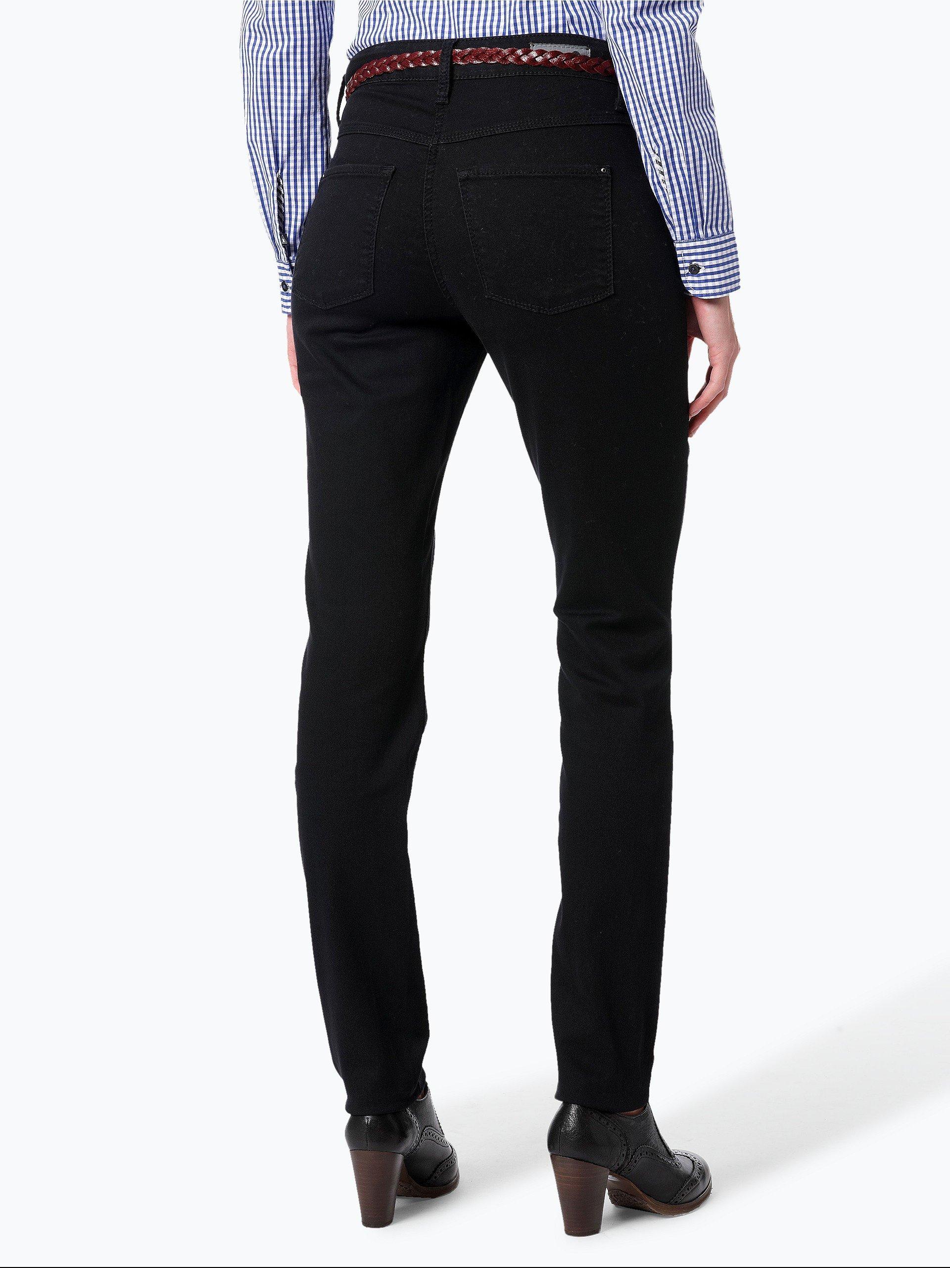 mac damen jeans dream skinny schwarz uni online kaufen. Black Bedroom Furniture Sets. Home Design Ideas