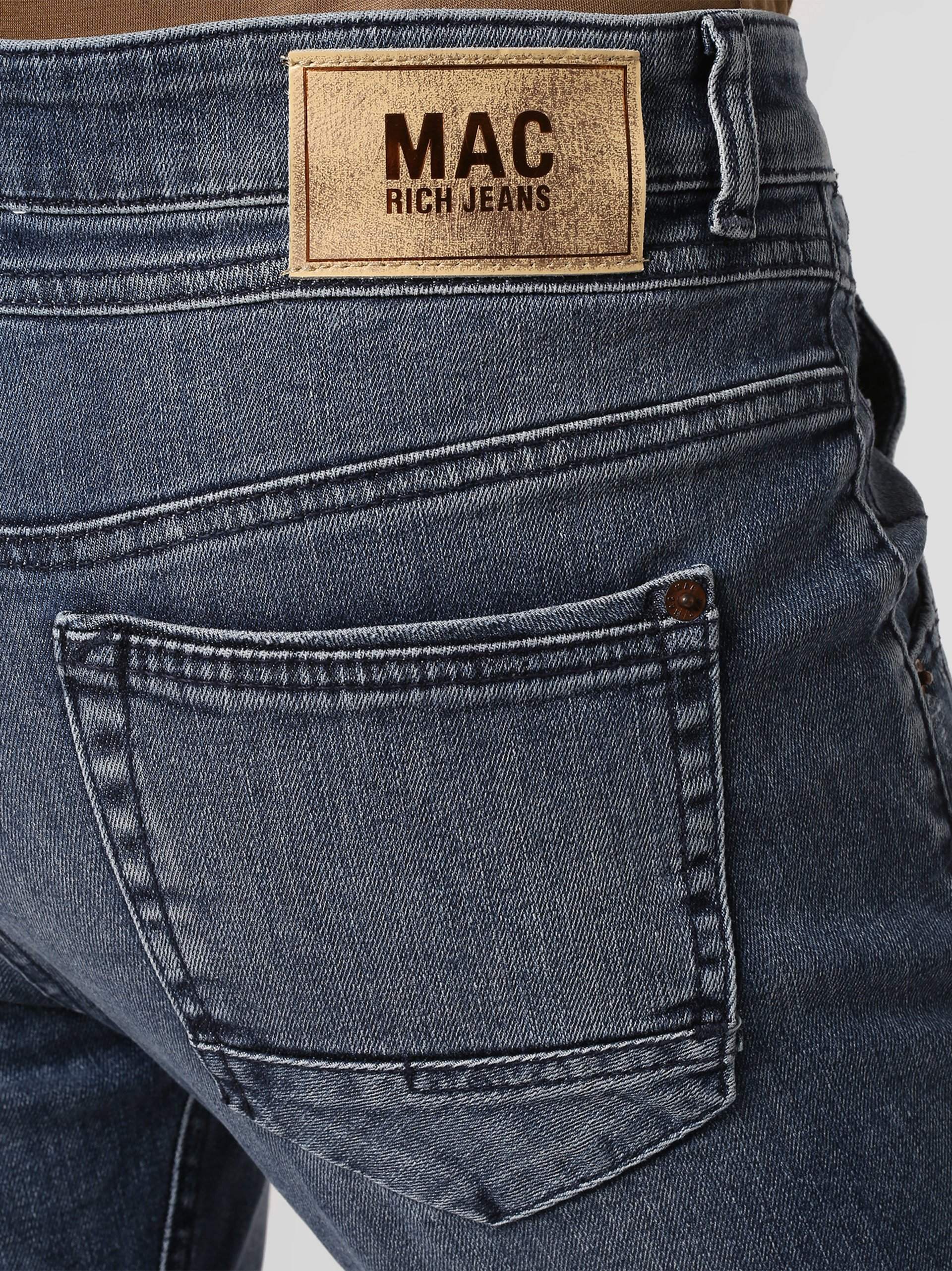 MAC Damen Jeans - Rich