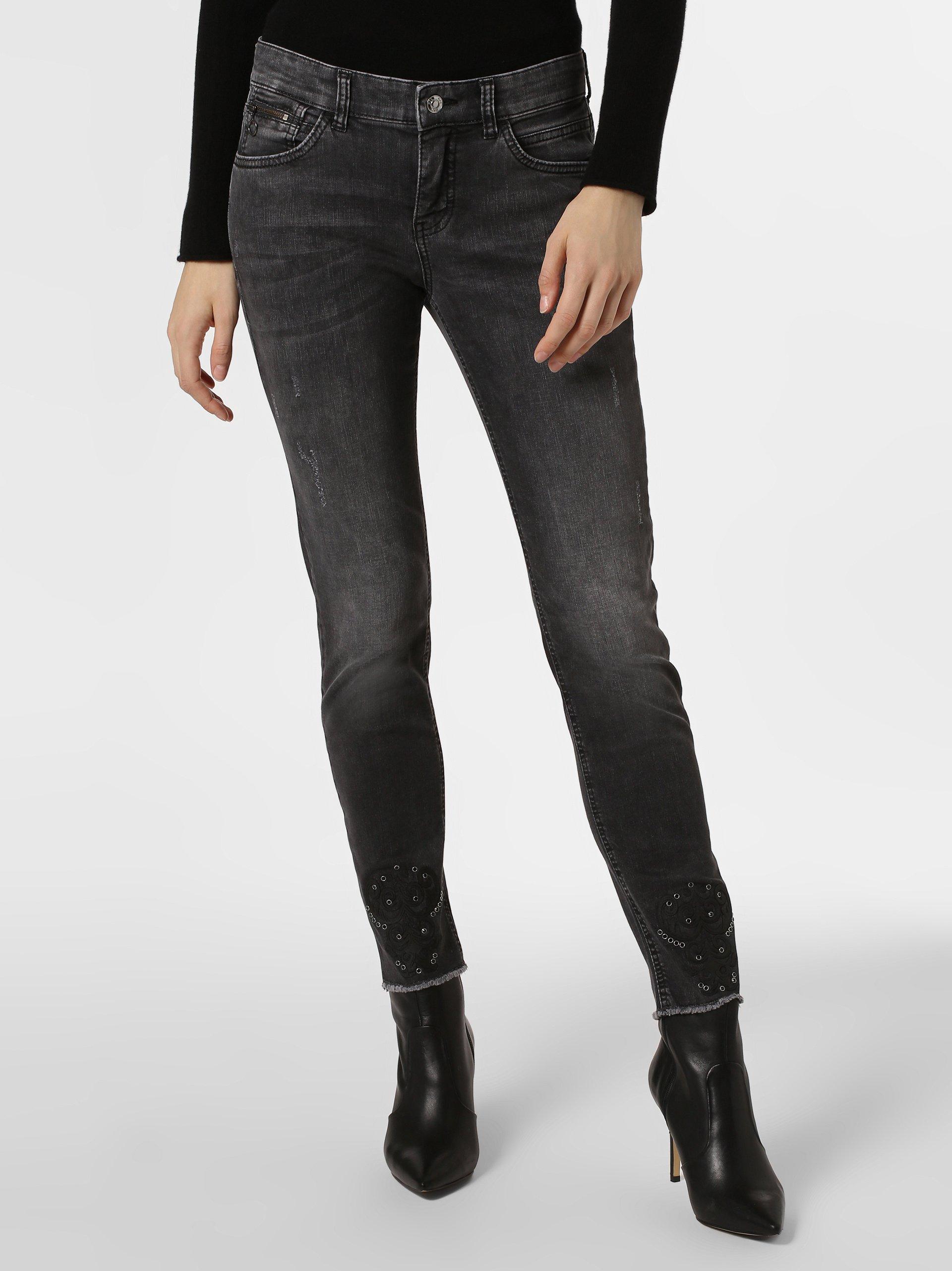 MAC Damen Jeans - Slim Bohemian