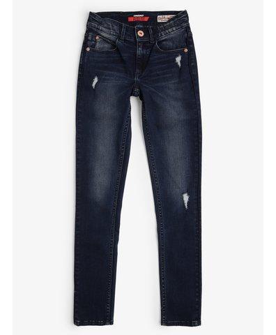 Mädchen Jeans Super Skinny Fit - Britte