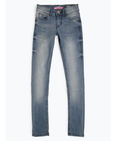 Mädchen Jeans Superskinny Flex Fit - Barbera