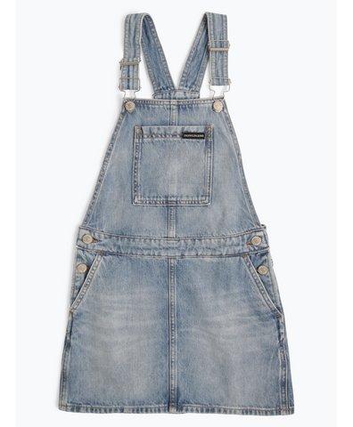 Mädchen Jeanskleid