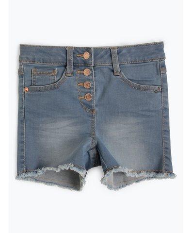 Mädchen Jeansshorts Slim Fit - Skinny Suri
