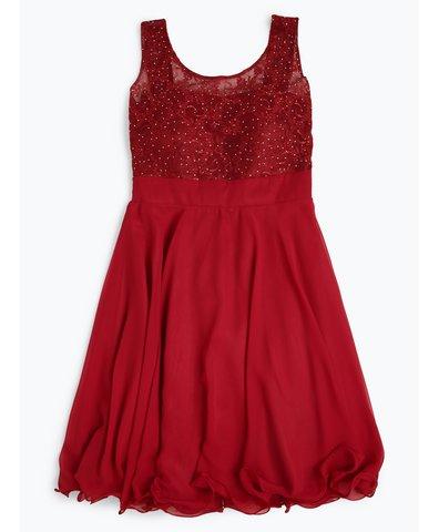 Mädchen Kleid mit Stola