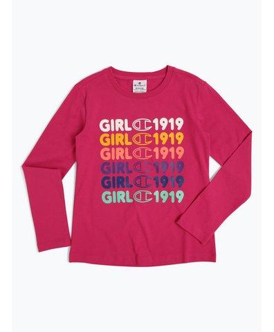 Mädchen Langarmshirt