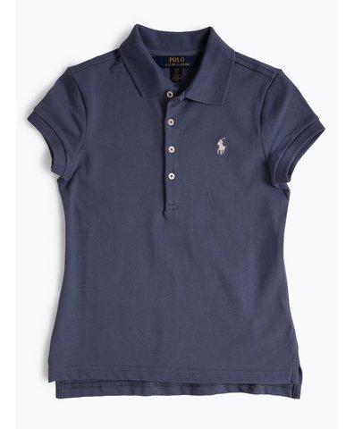 Mädchen Poloshirt