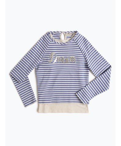 Mädchen Sweatshirt mit Top