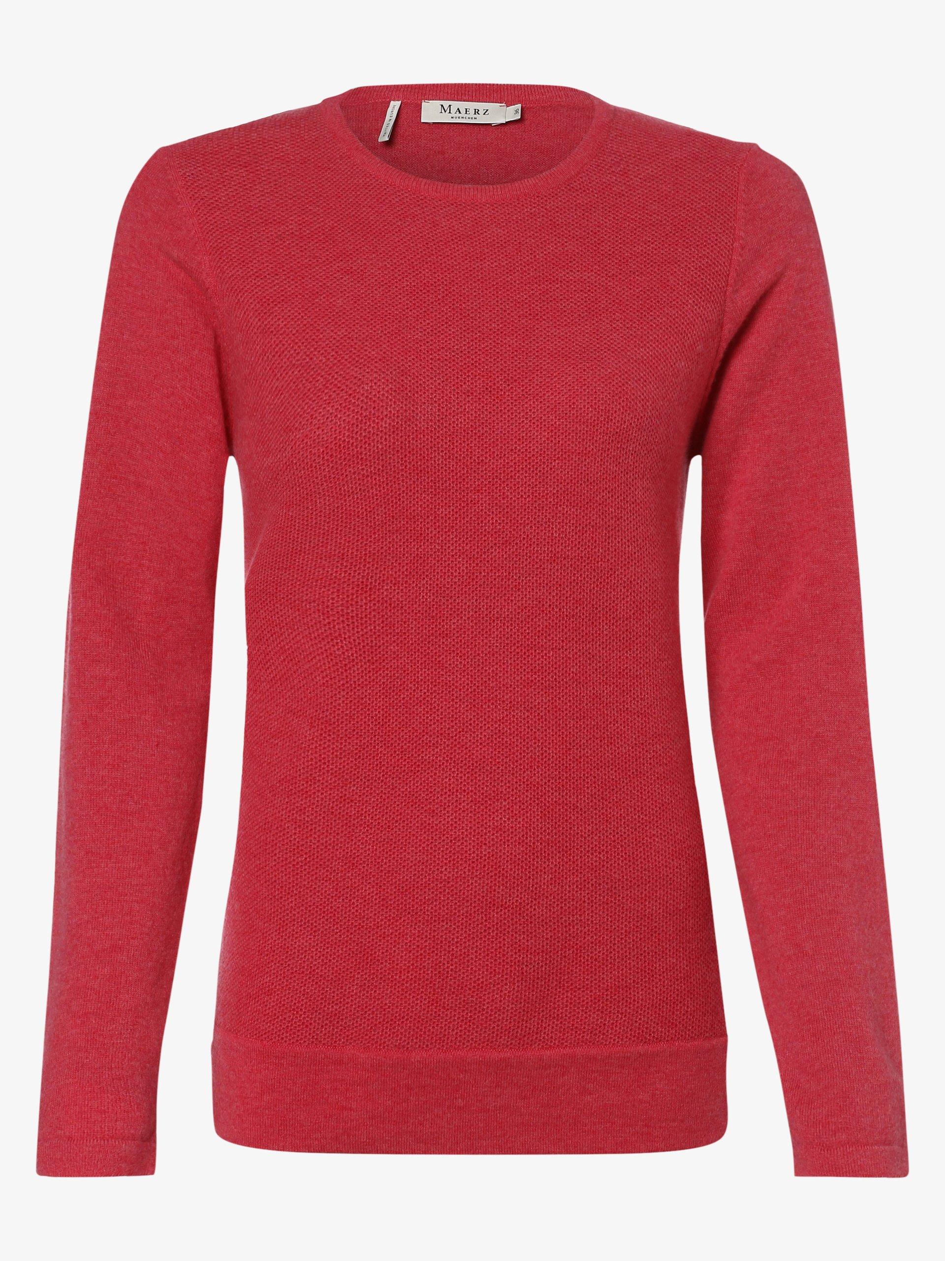 MAERZ Damen Pullover aus Merinowolle