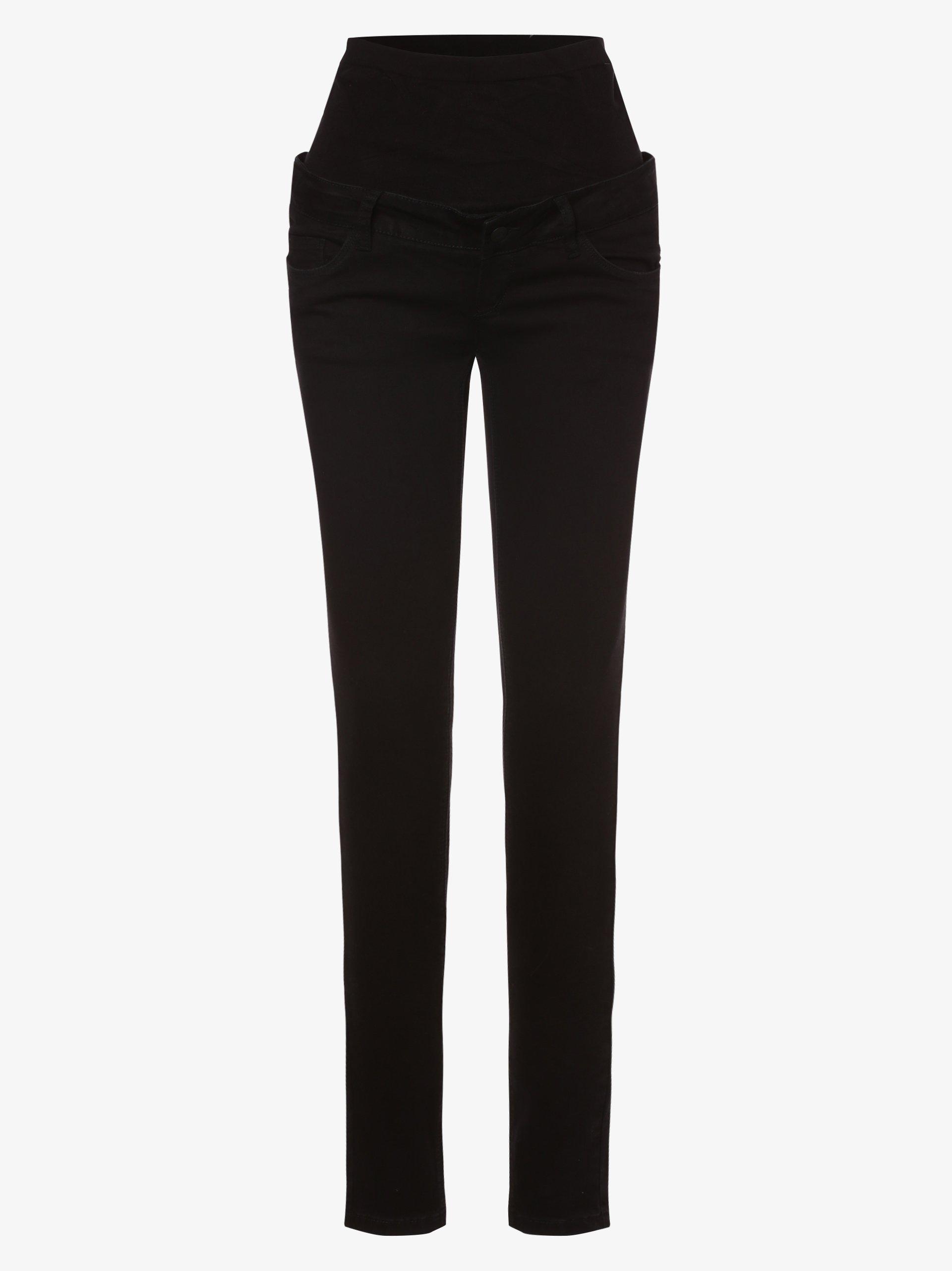 Mamalicious Damen Jeans - Mllola