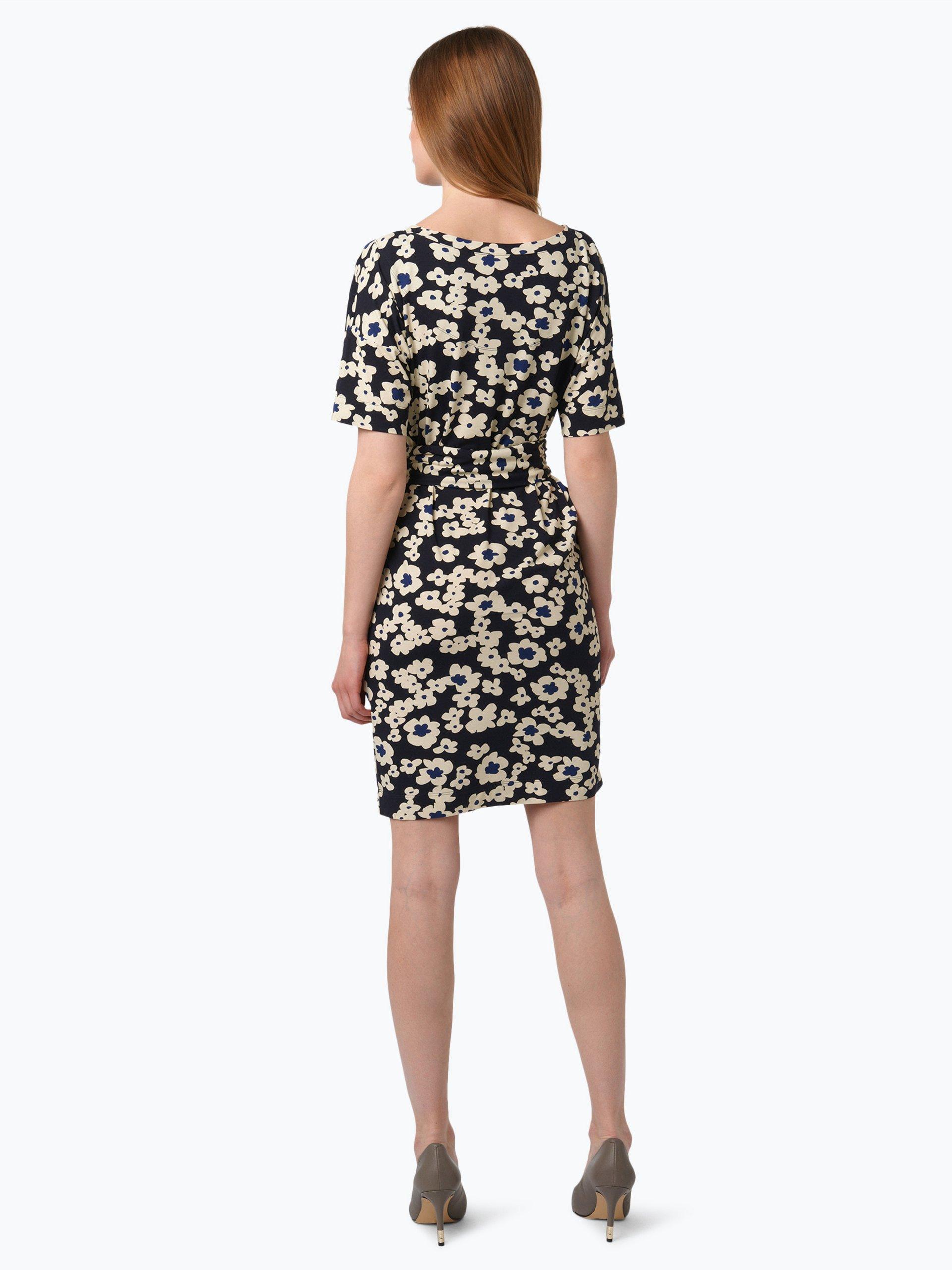 marc cain additions kleider wei gemustert online kaufen vangraaf com