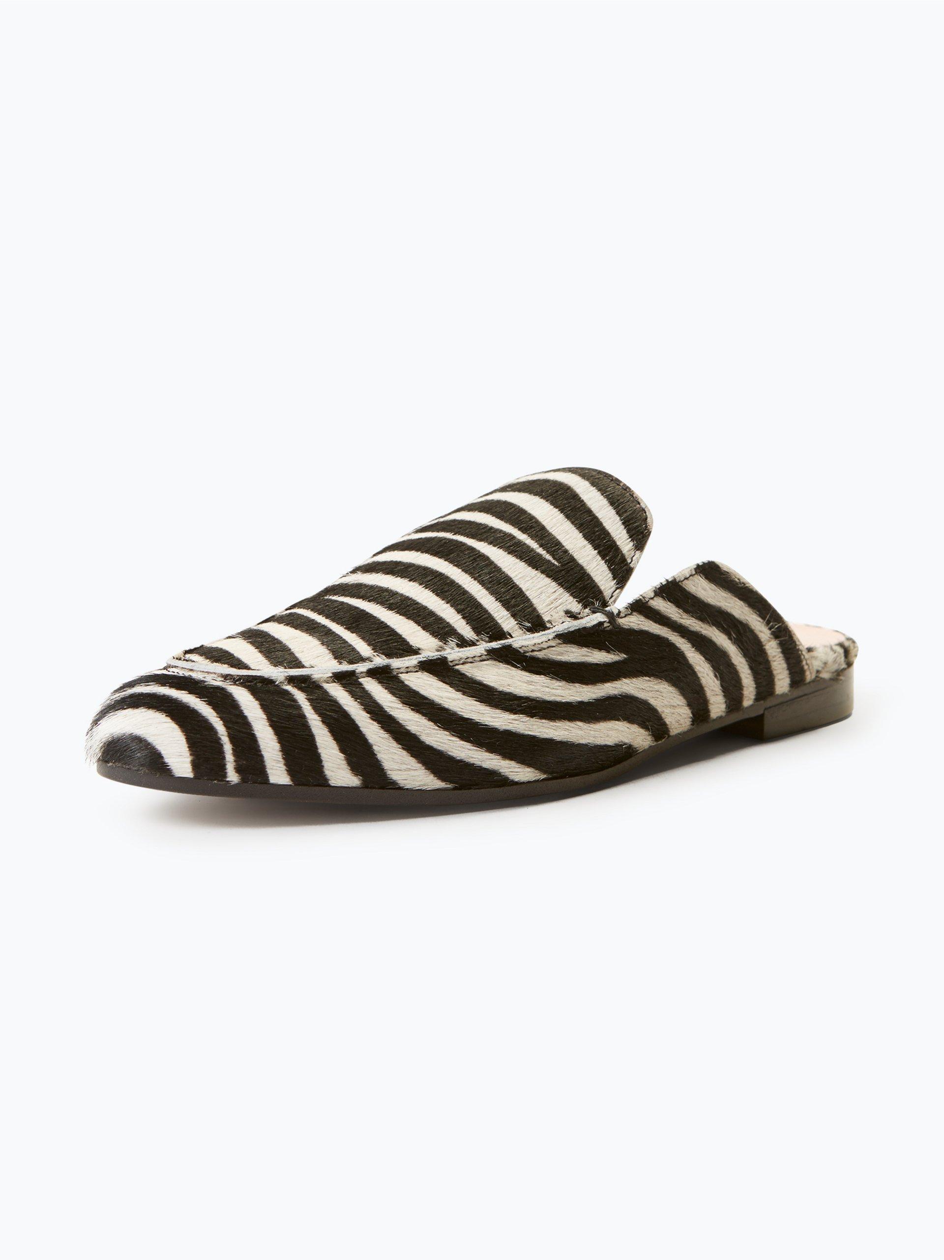 Marc Cain Bags & Shoes Damen Pantoletten aus Leder