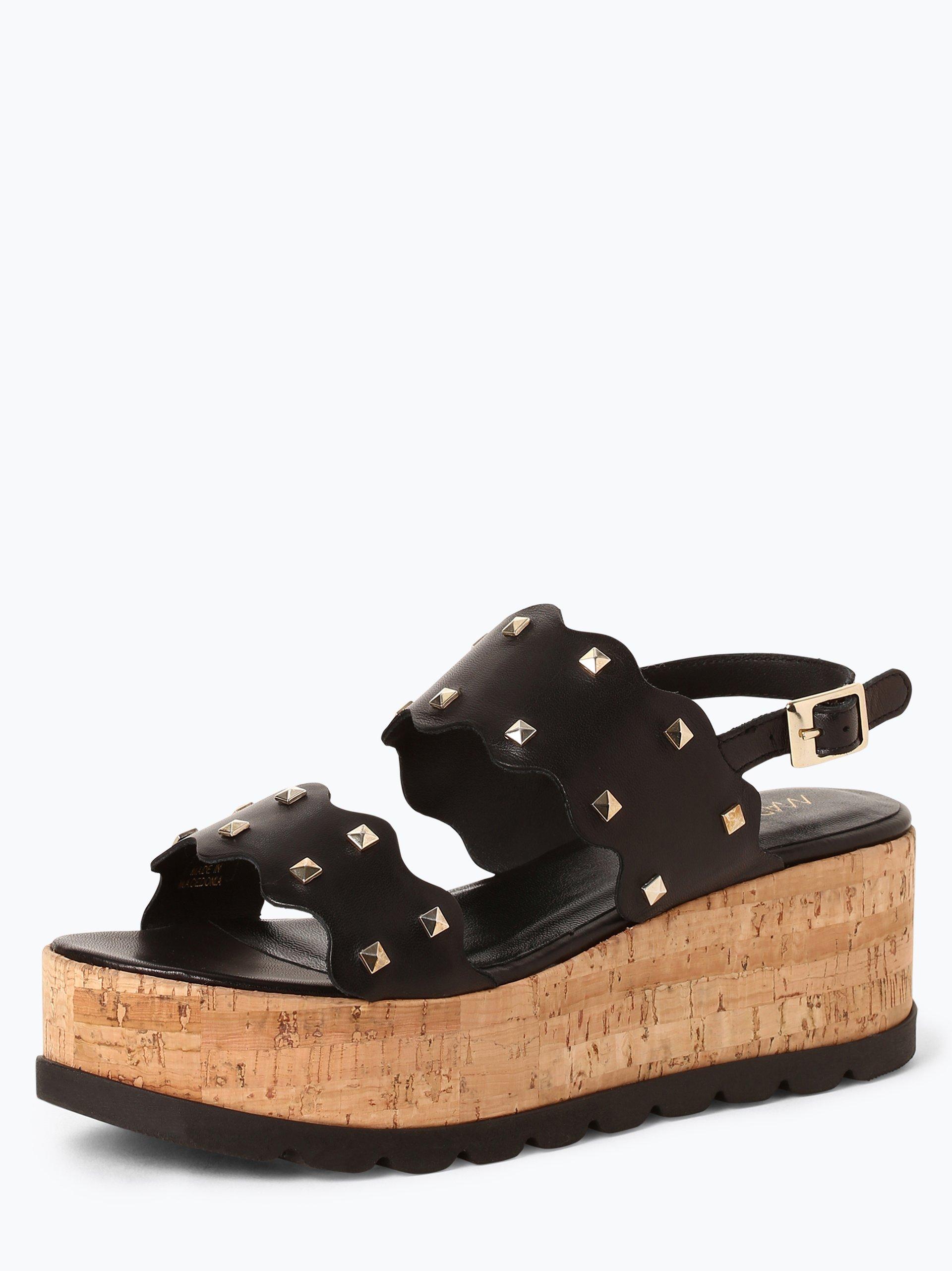 Marc Cain Bags & Shoes Damen Sandaletten aus Leder