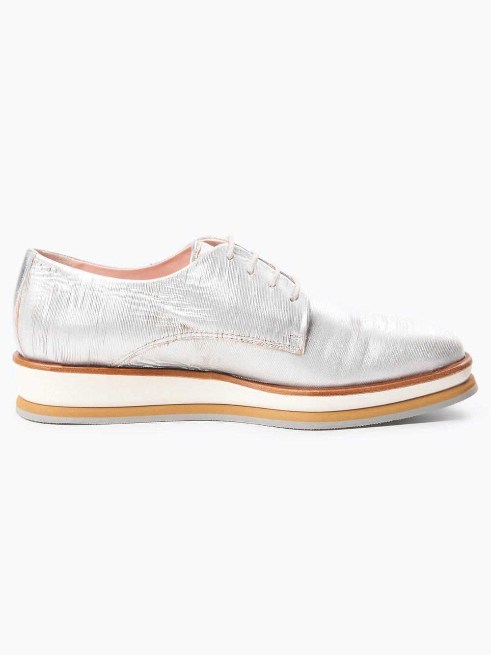 differently aa264 25188 Marc Cain Bags & Shoes Damen Schnürschuhe aus Leder online ...