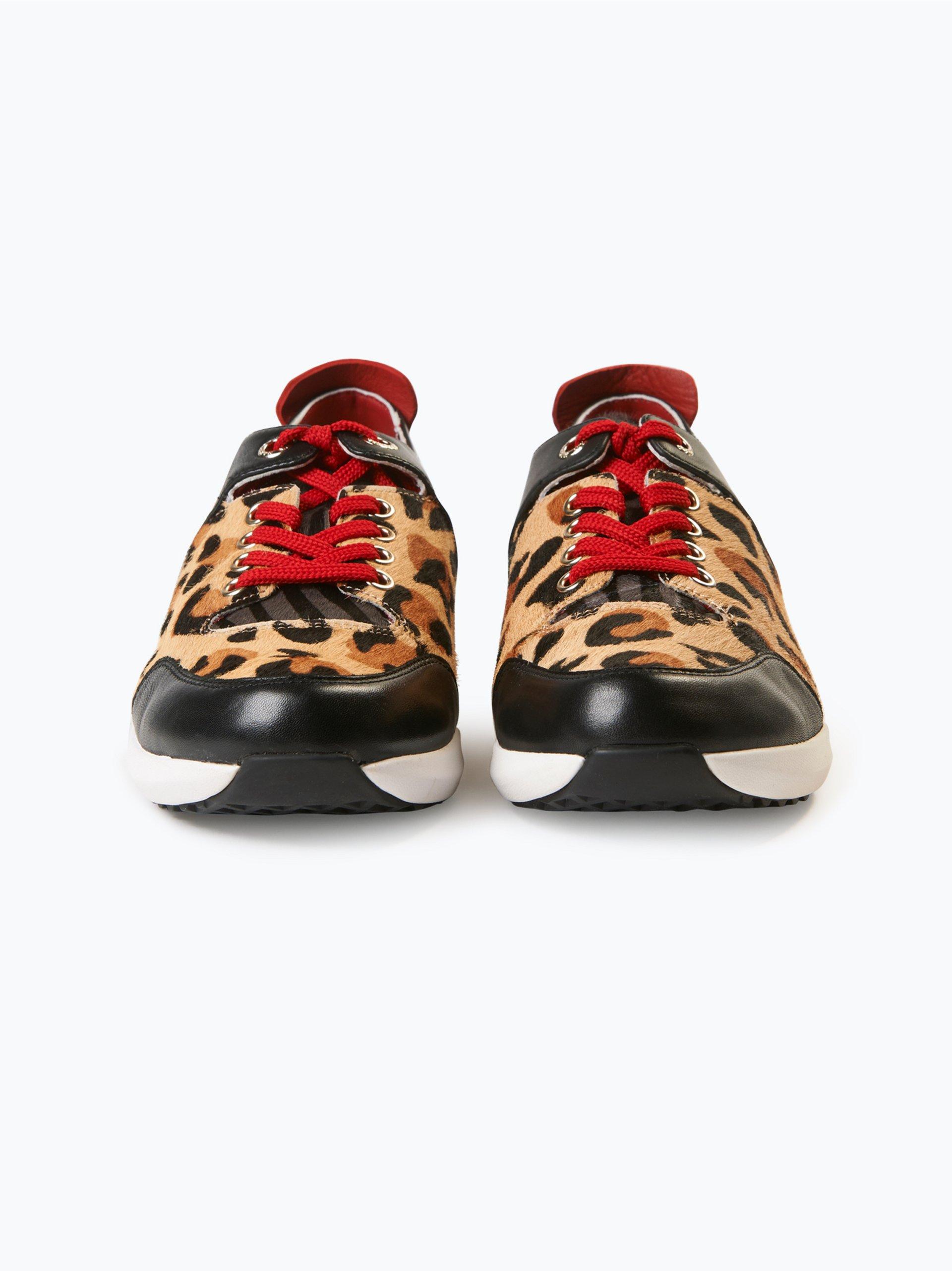 Marc Cain Bags & Shoes Damen Sneaker aus Kalbfell und Leder
