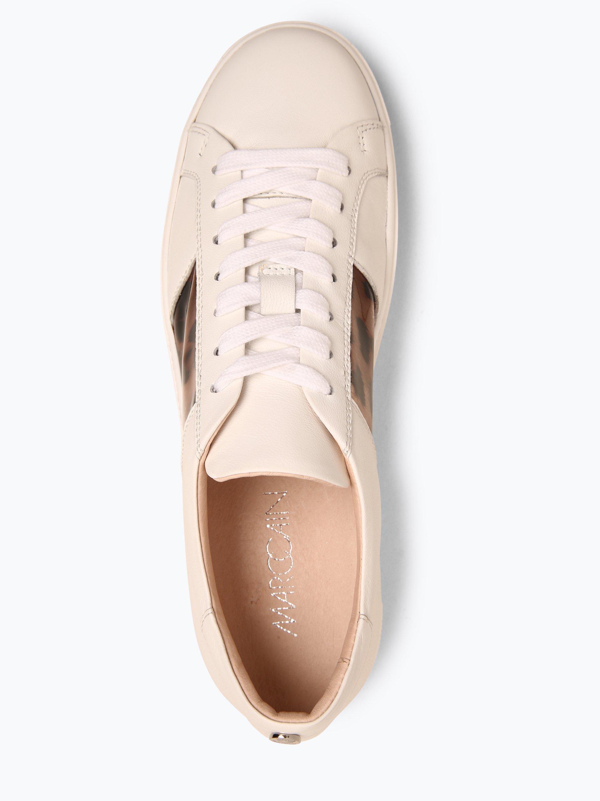 Marc Cain Bags & Shoes Damskie tenisówki ze skóry