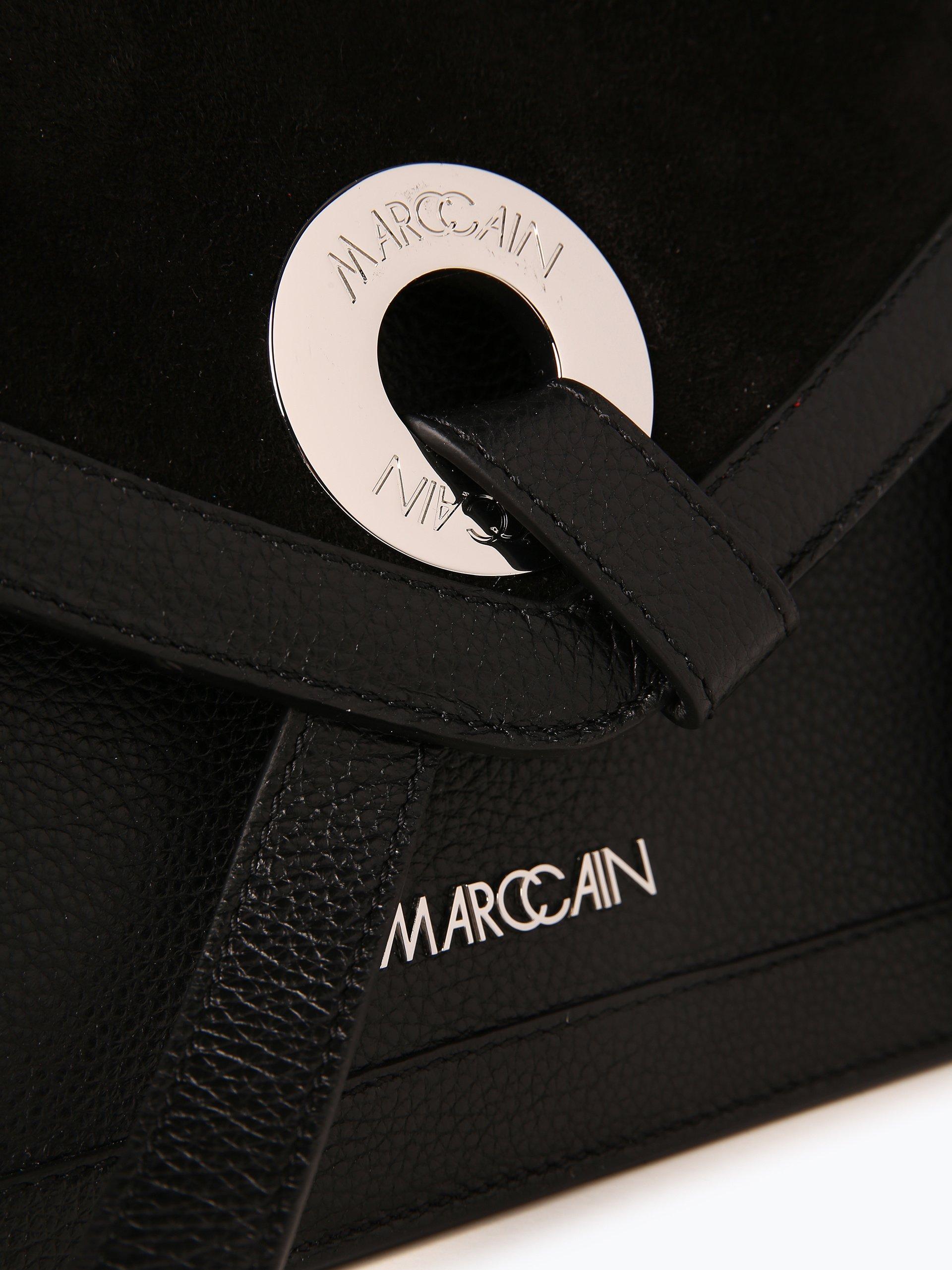Marc Cain Bags & Shoes Skórzana torebka damska