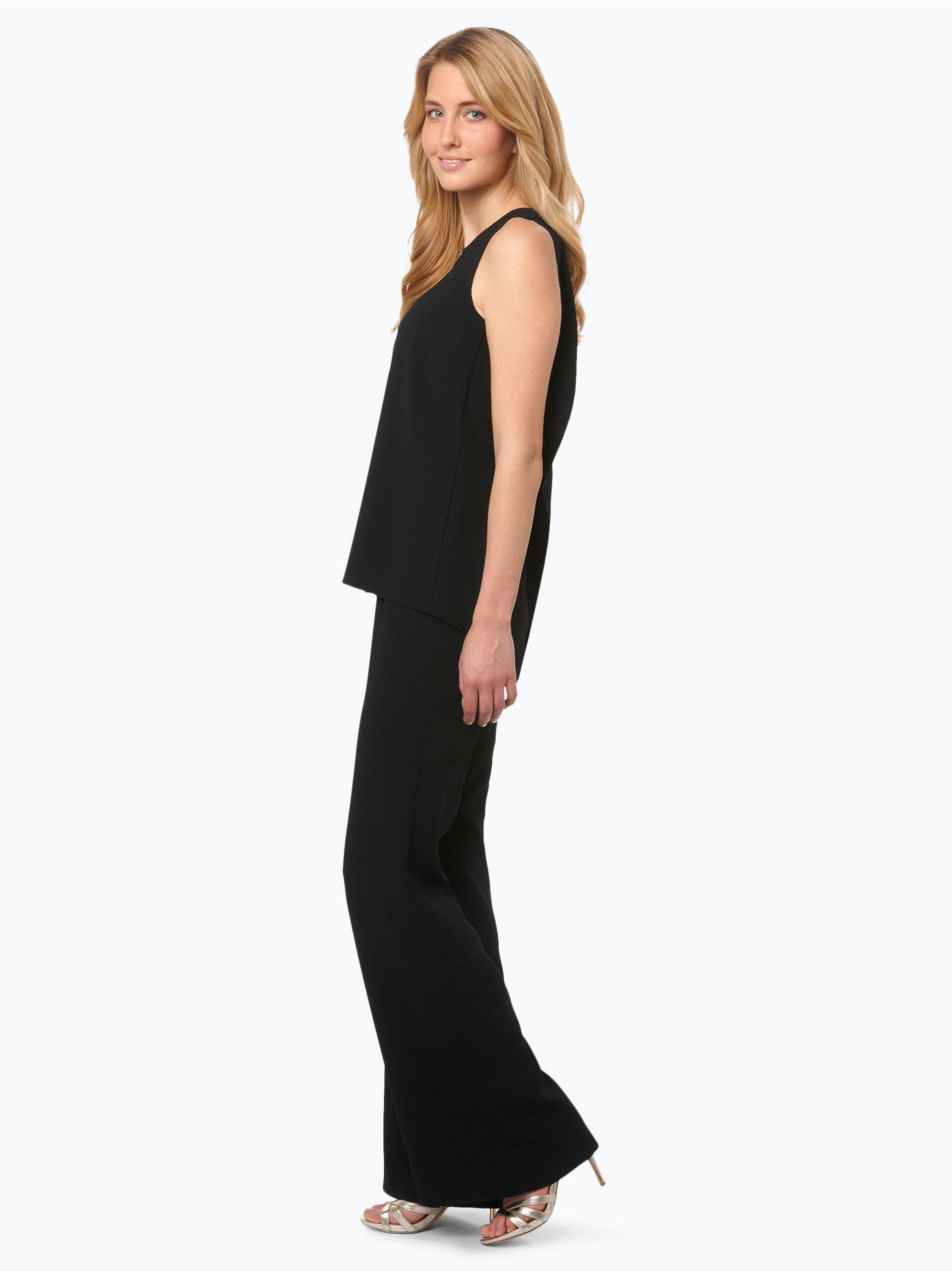 marc cain collections damen jumpsuit mit seiden anteil. Black Bedroom Furniture Sets. Home Design Ideas