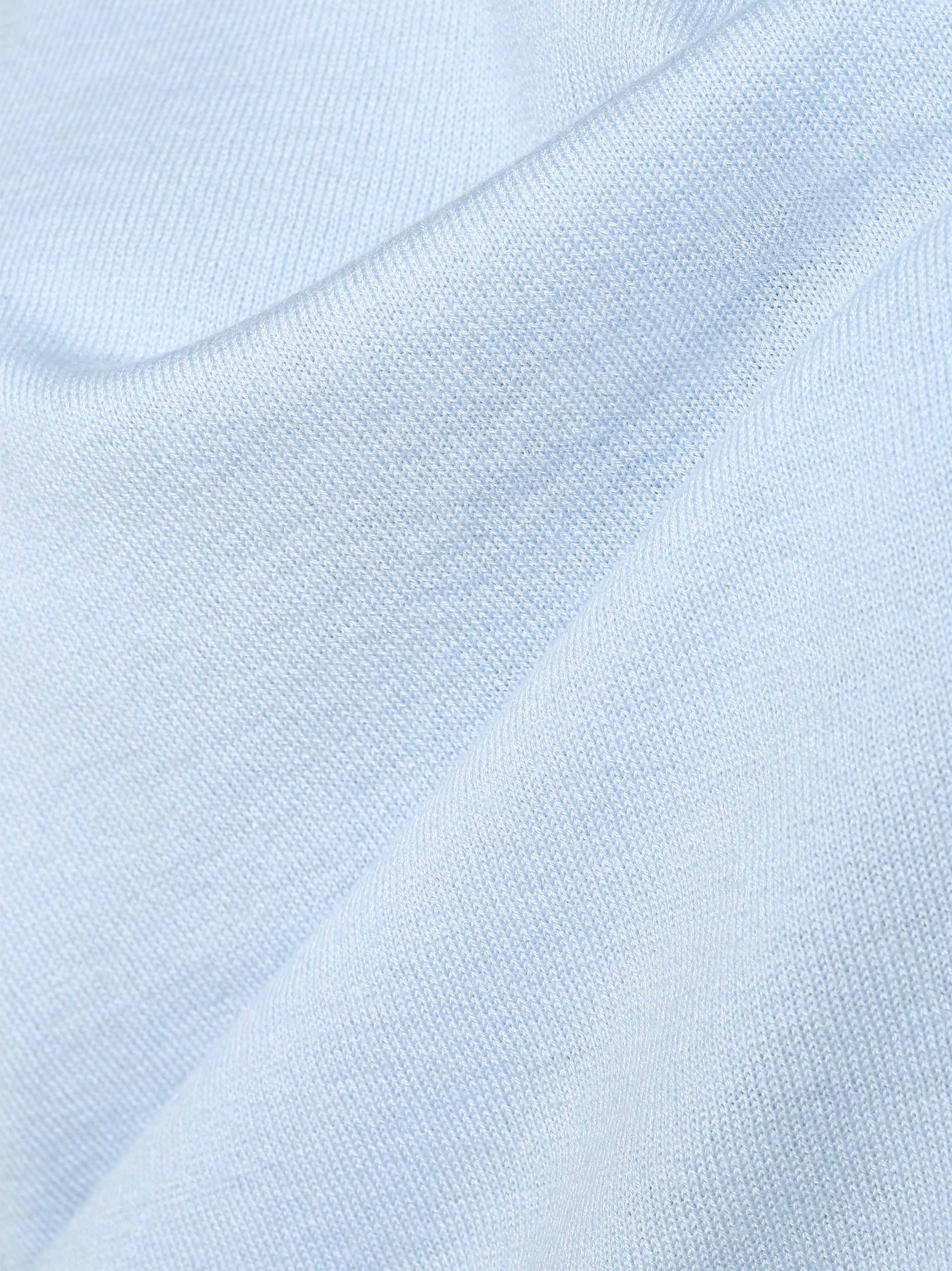 Marc Cain Collections Damen Pullover mit Cashmere- und Seiden-Anteil