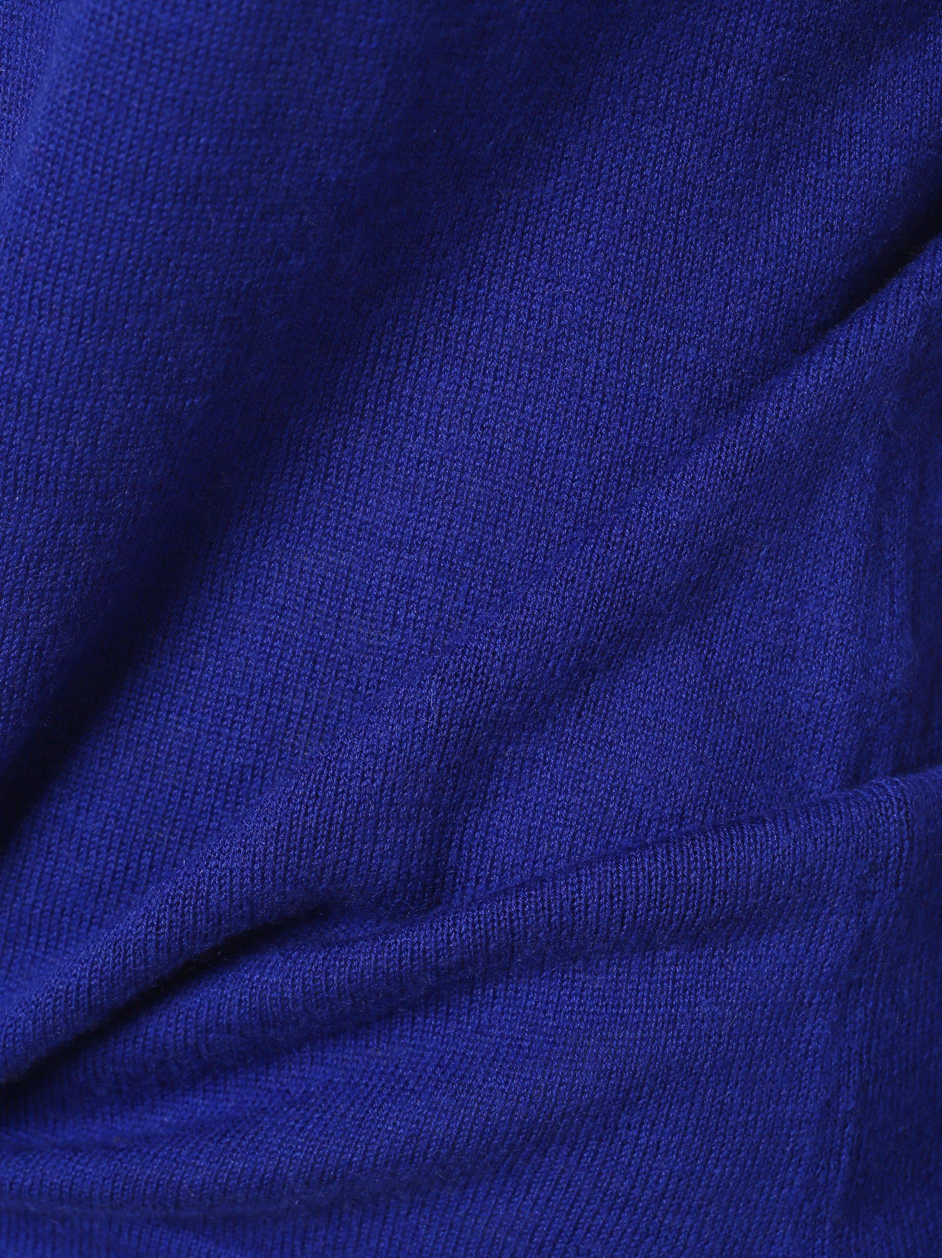 Marc Cain Collections Damen Pullover mit Seiden- und Cashmere-Anteil