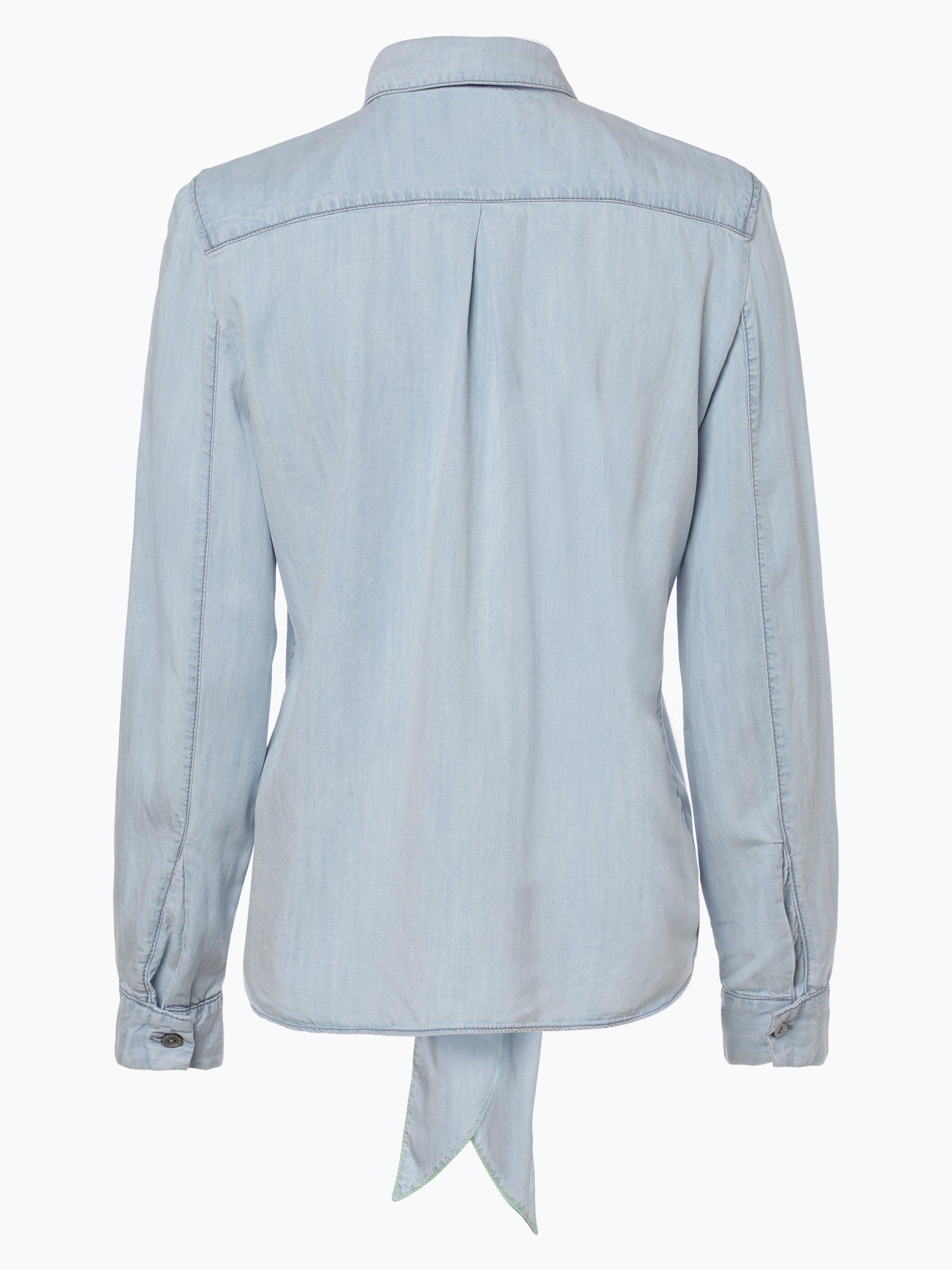 Marc Cain Collections Damska koszula jeansowa