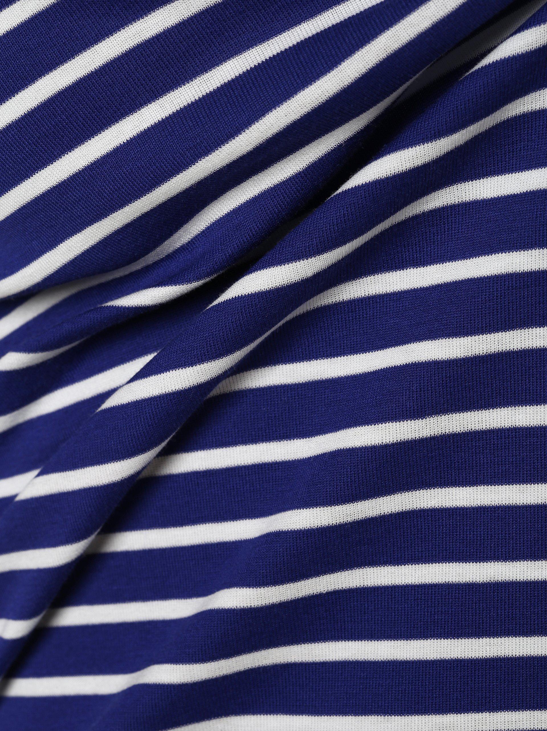Marc Cain Collections Damska koszulka z długim rękawem