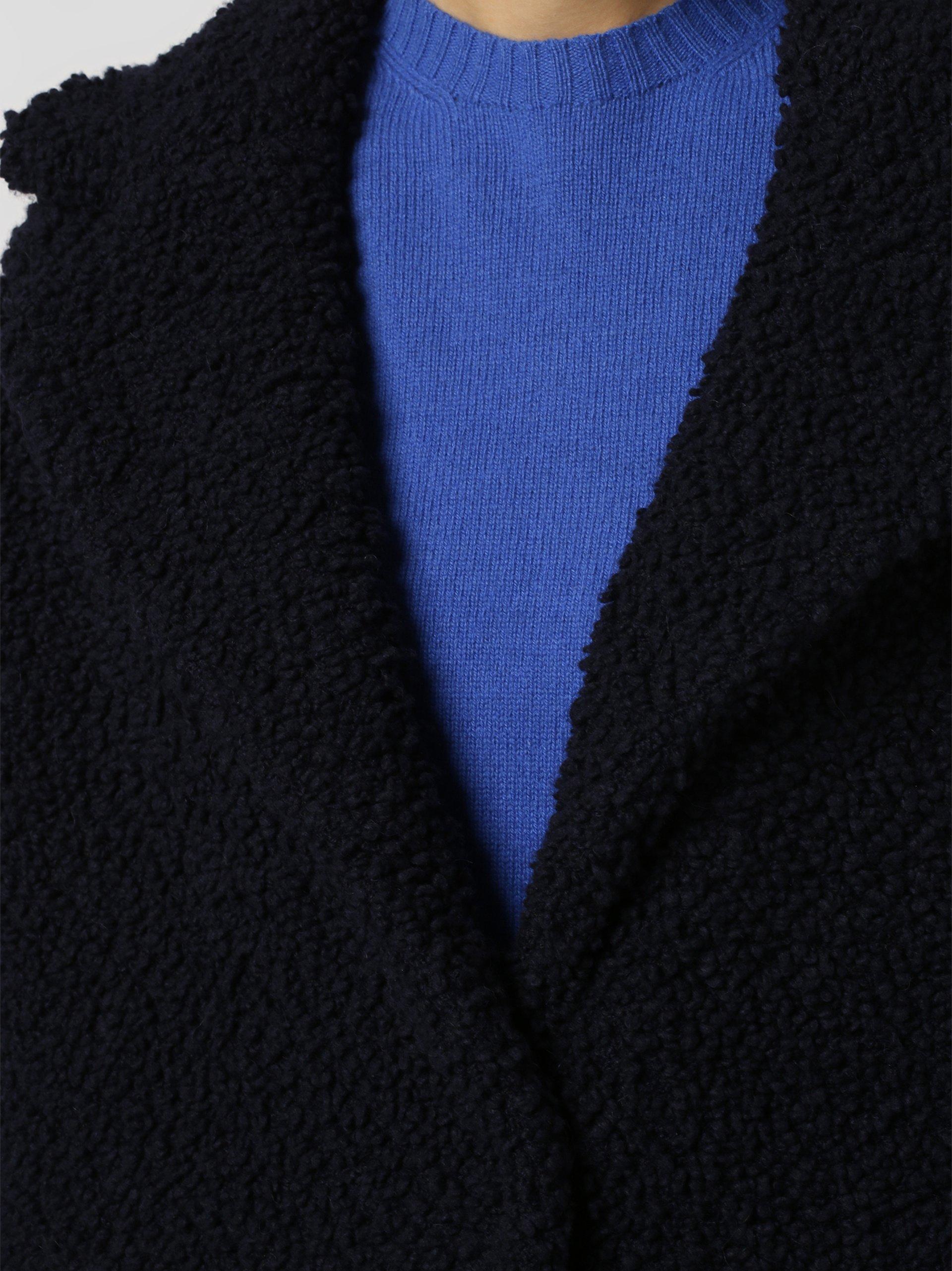 Marc Cain Collections Płaszcz damski z dodatkiem alpaki