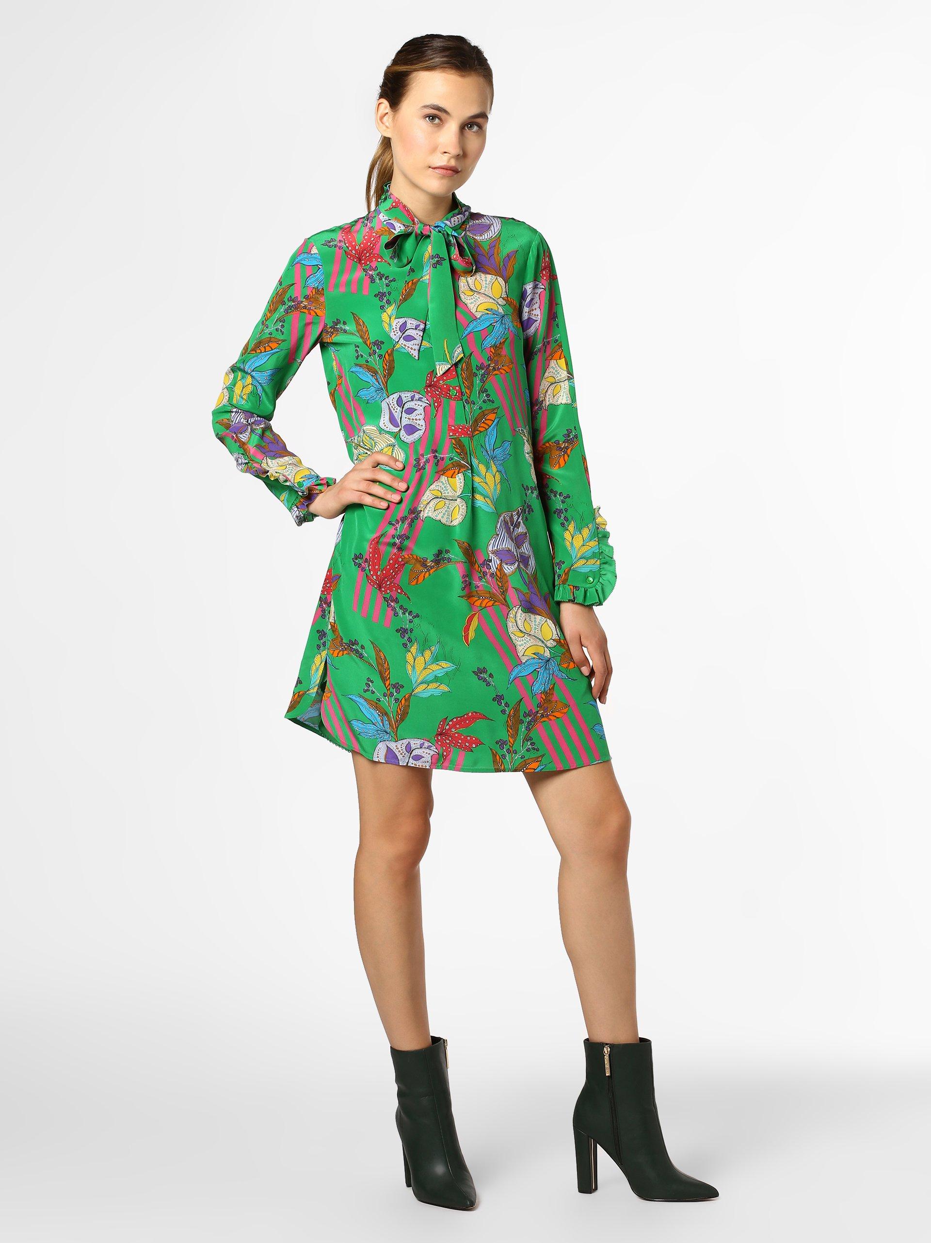 Marc Cain Collections Sukienka damska z jedwabiu