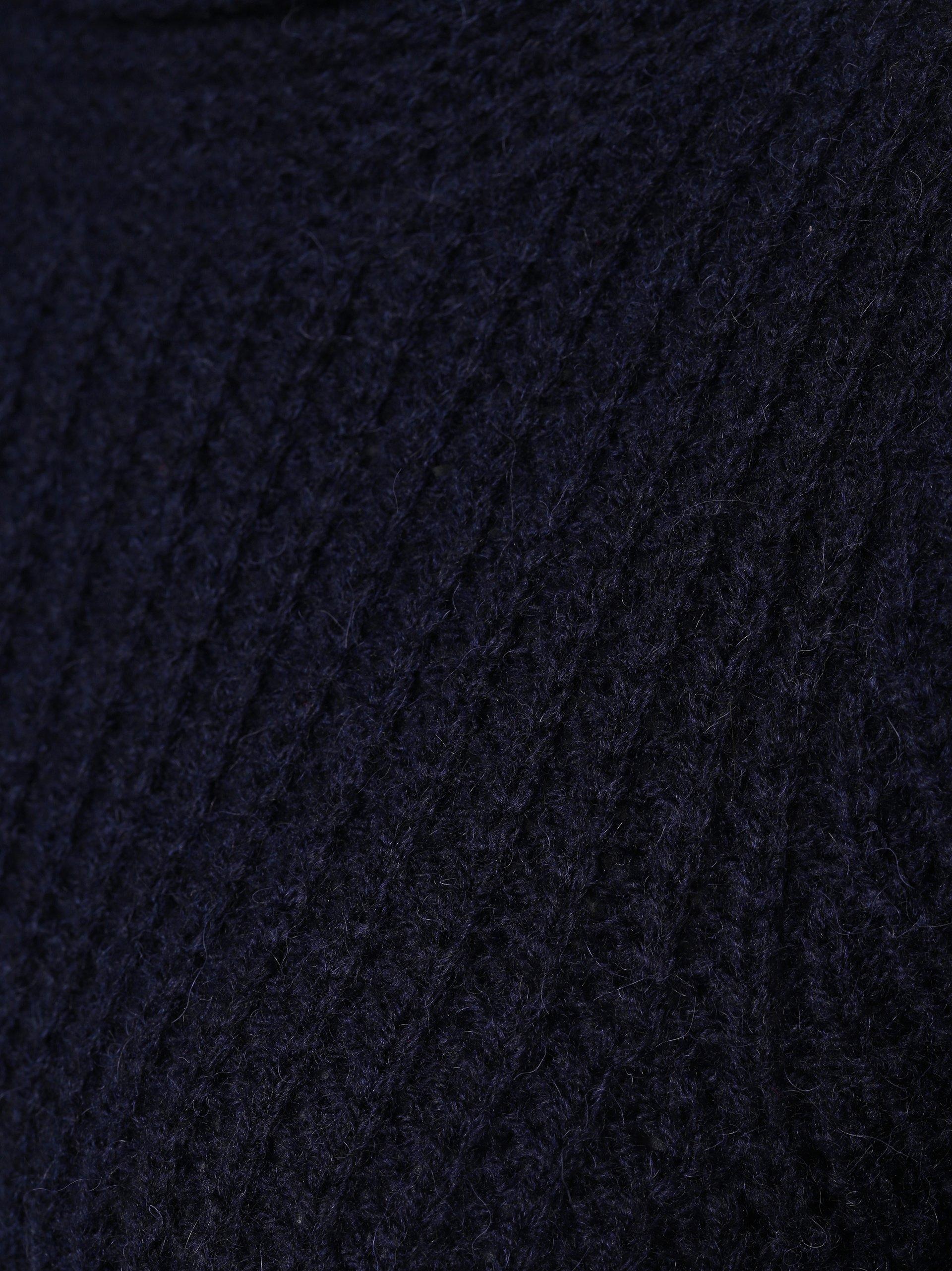 Marc Cain Collections Sweter damski z dodatkiem alpaki