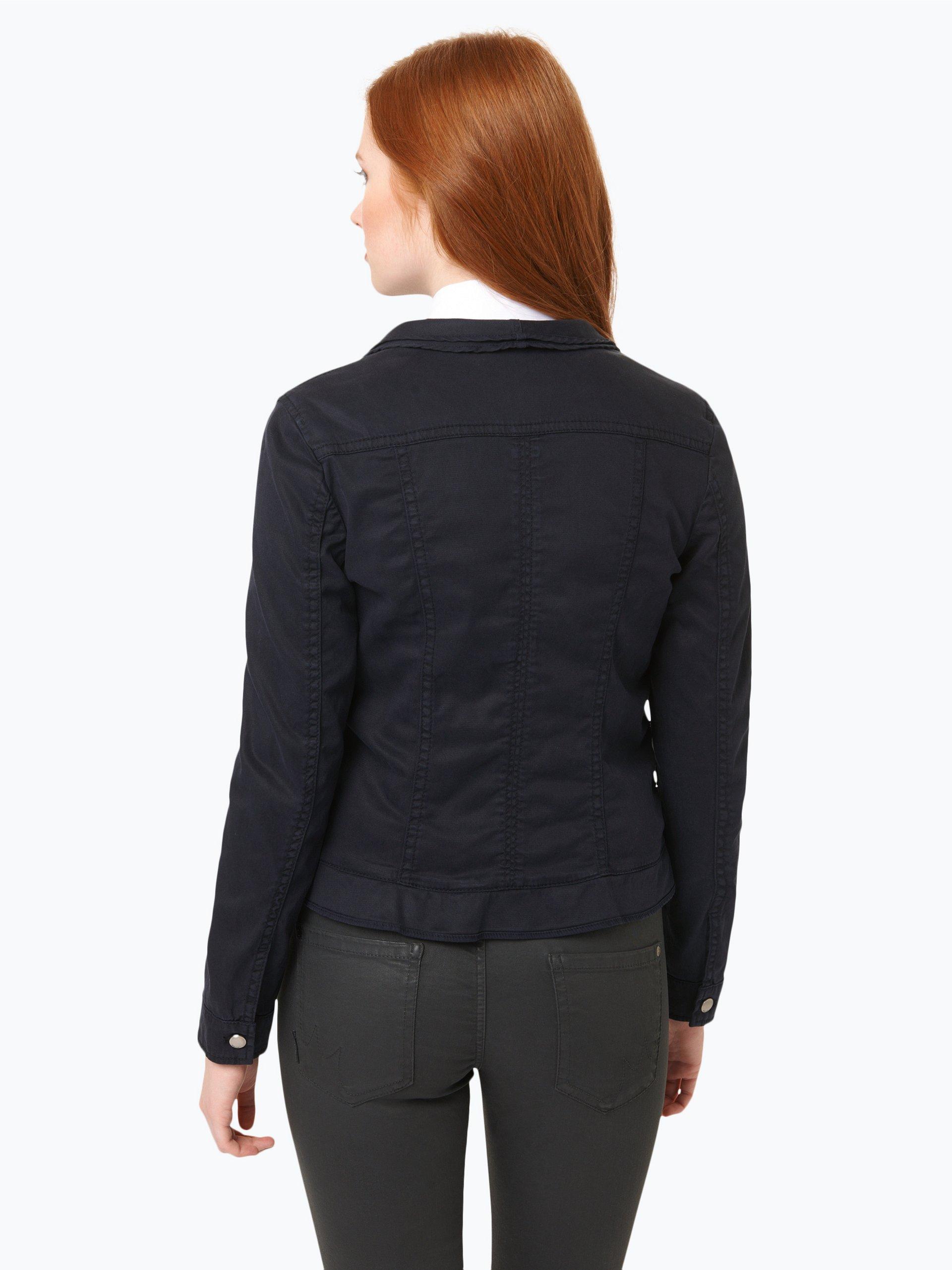 marc cain sports damen blazer marine uni online kaufen peek und cloppenburg de. Black Bedroom Furniture Sets. Home Design Ideas
